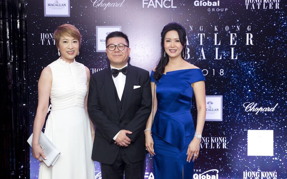 Michelle Ma-Chan, Matthew Lam, Lianne Lam