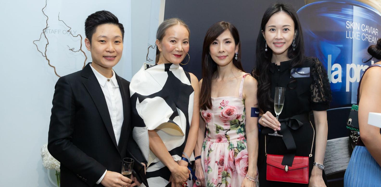 Bastian Wong, Reina Chau, Ming Ho-Tang, Jacqueline Chow