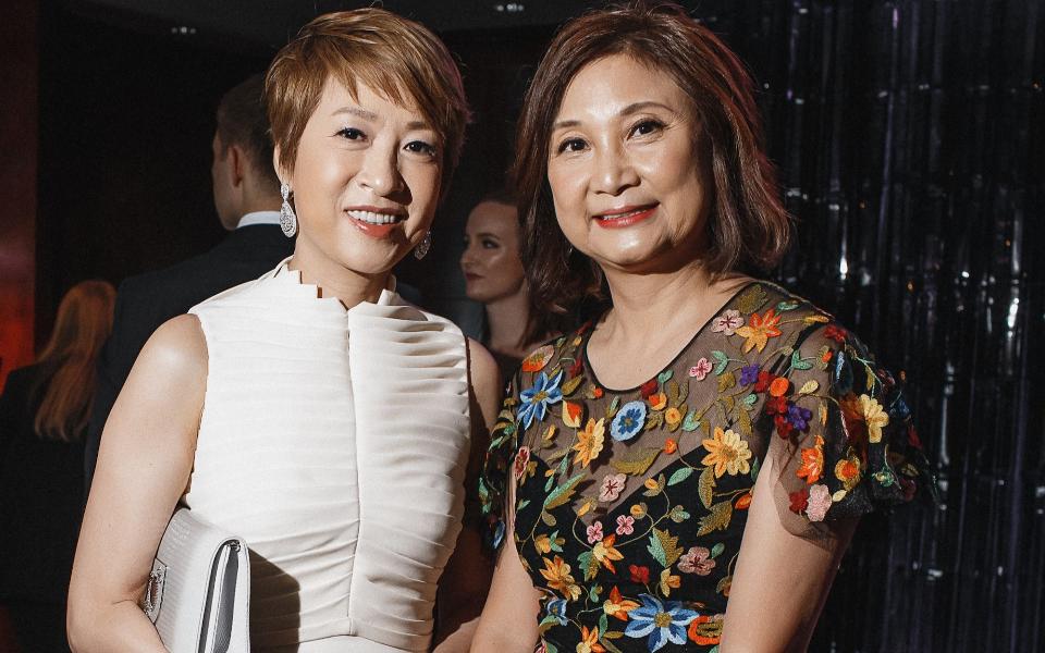 Michelle Ma-Chan, Catherine Kwai
