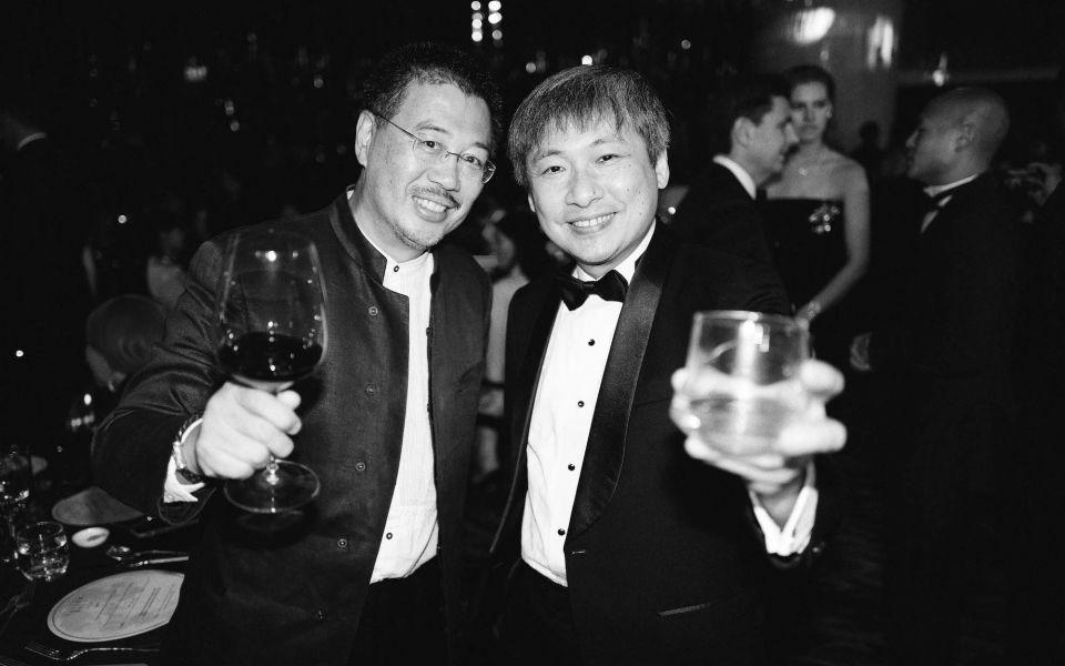 Andrew Kinoshita, Peter Woo