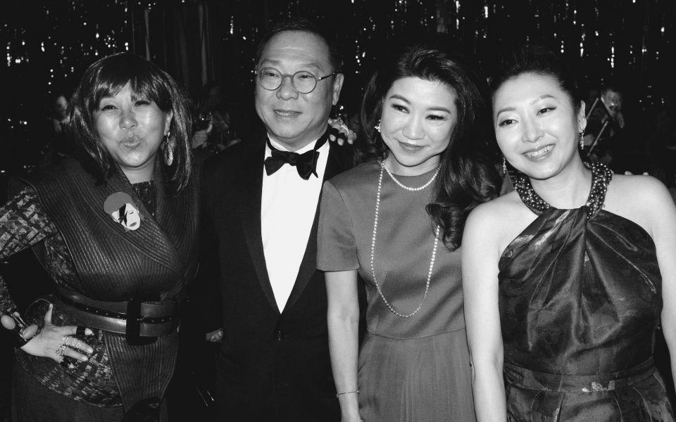 Lumen Kinoshita, Andrew Kwan, Vanessa Kwan, Winnie Chan