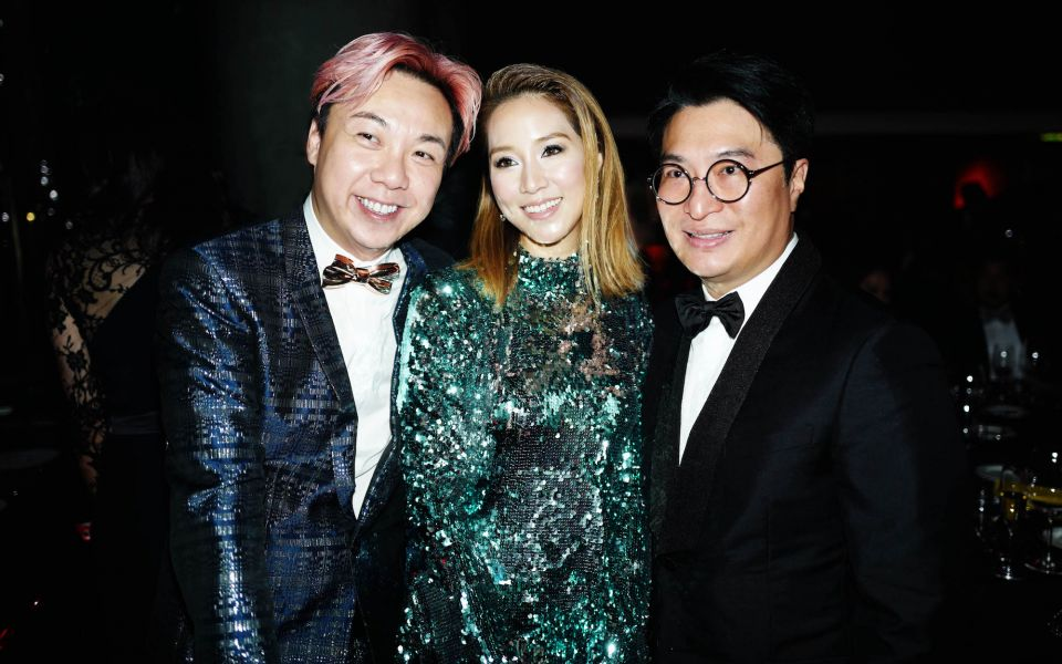 Francis Cheng, Cathy Lee, Martin Lee