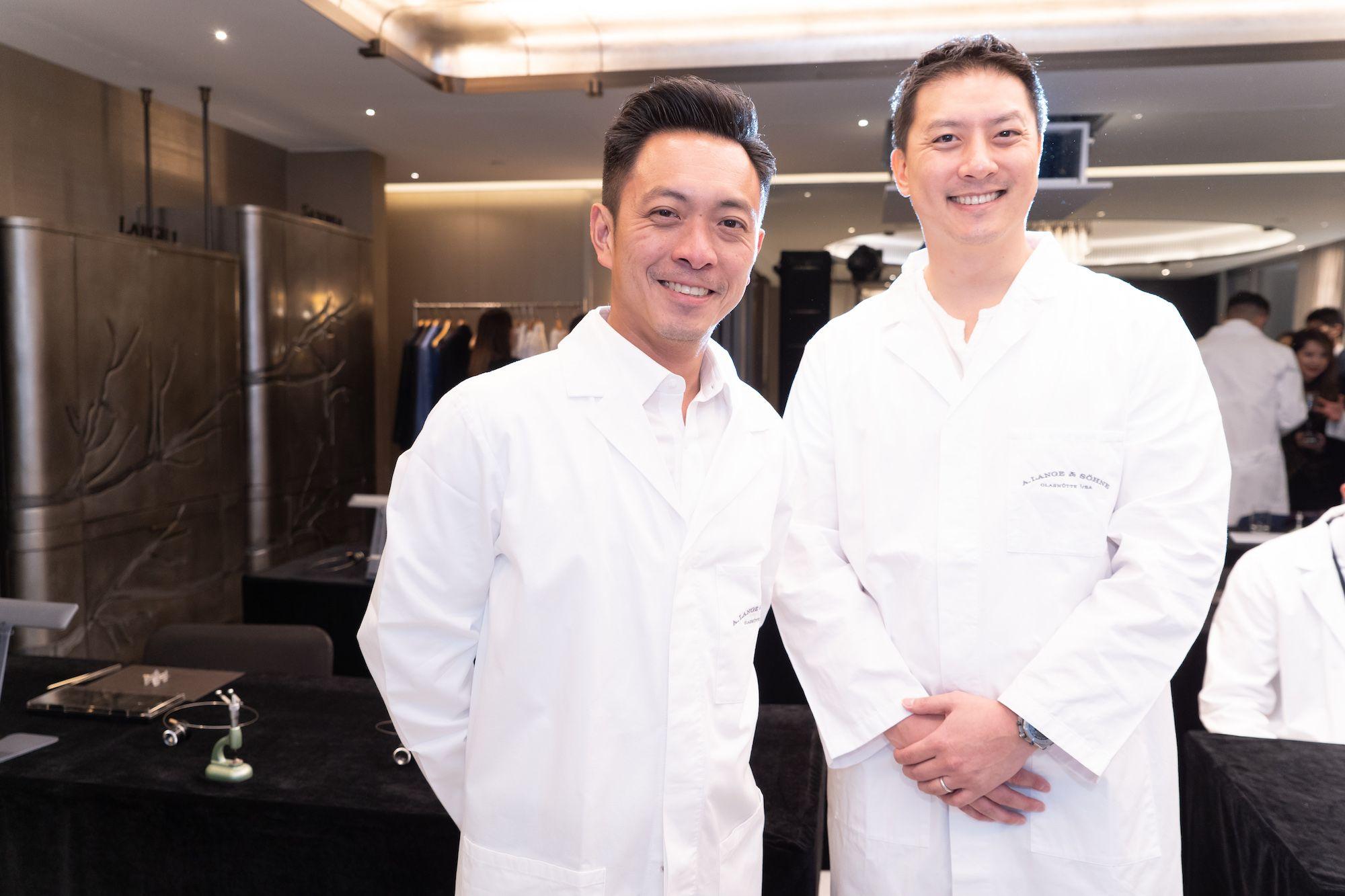 Gary Lim, Michael Tung