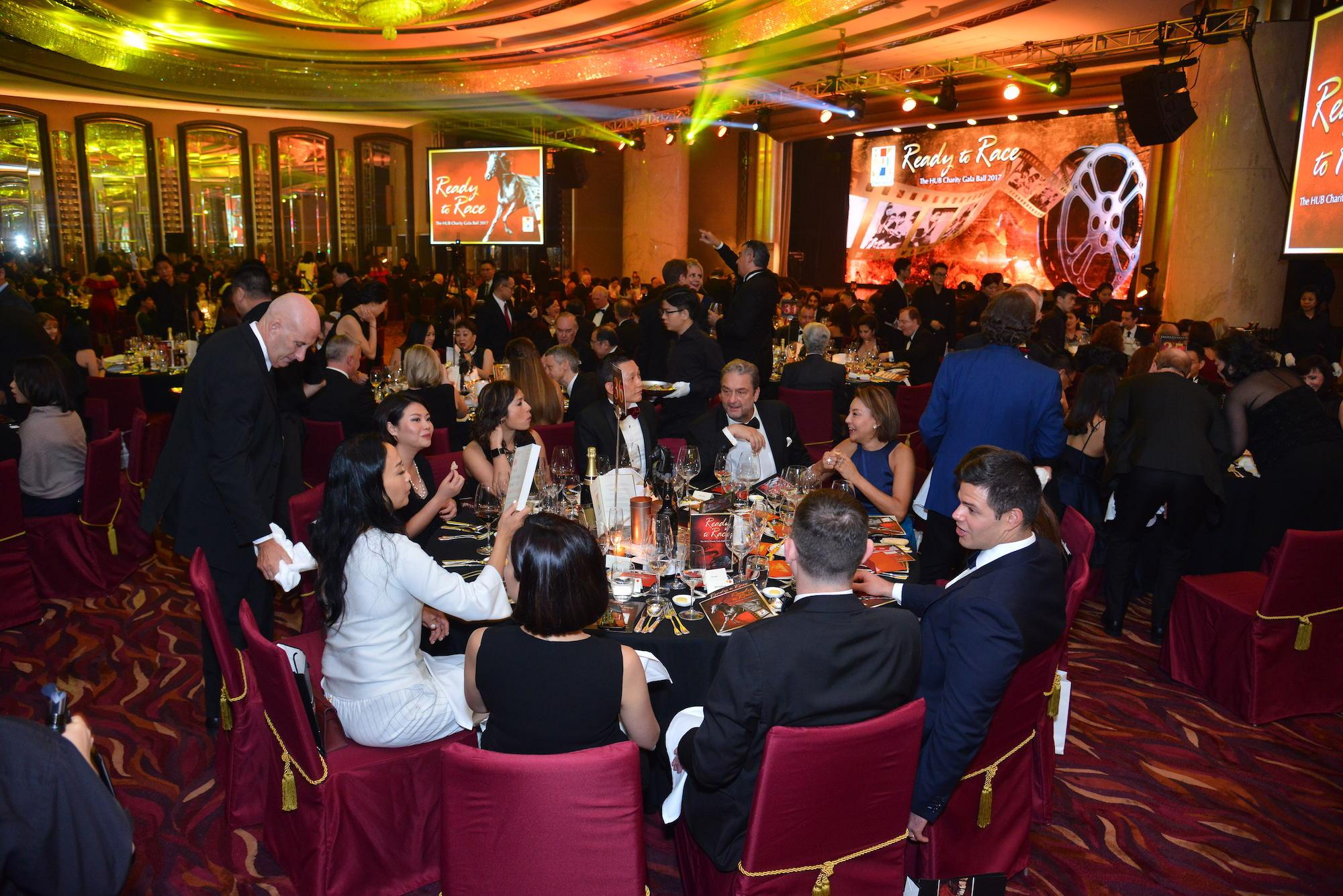 The Hub's Charity Ball 2017