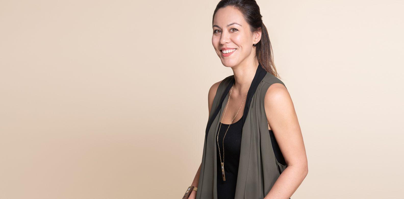 In The Bag: Jeanine Hsu of Niin