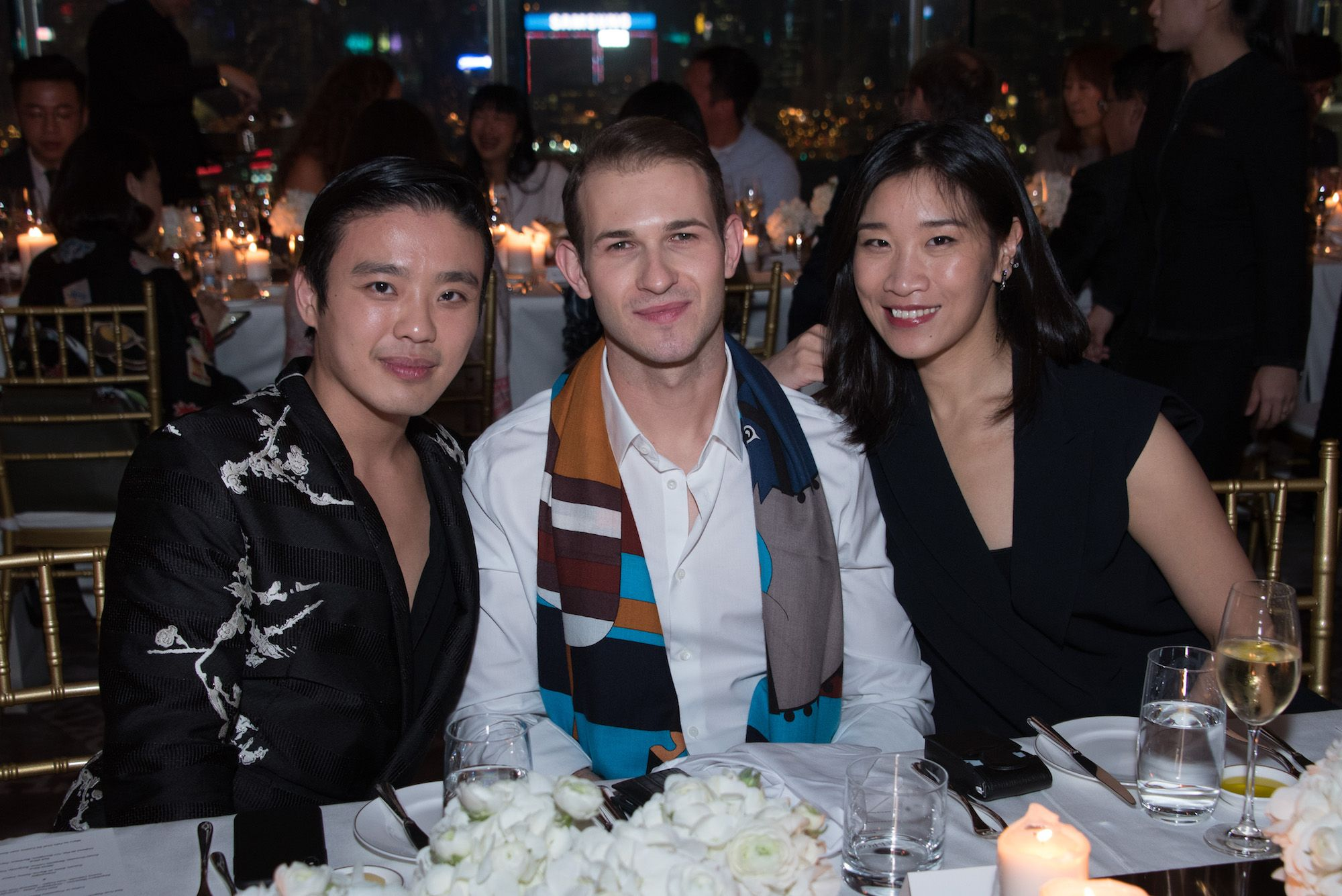 Jonathan Cheung, Luke Fehon, Dee Poon