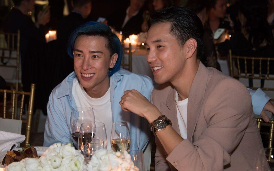 Ma Yao, Calvin Wang