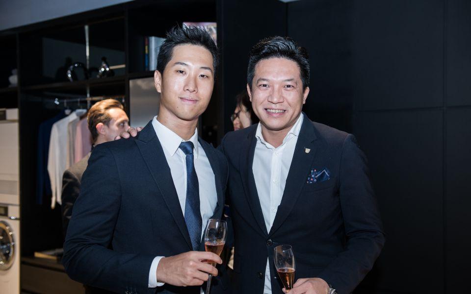 Gary Wan, William Pang
