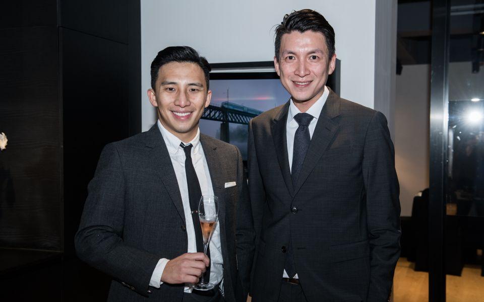 Wesley Ng, Michael Hung