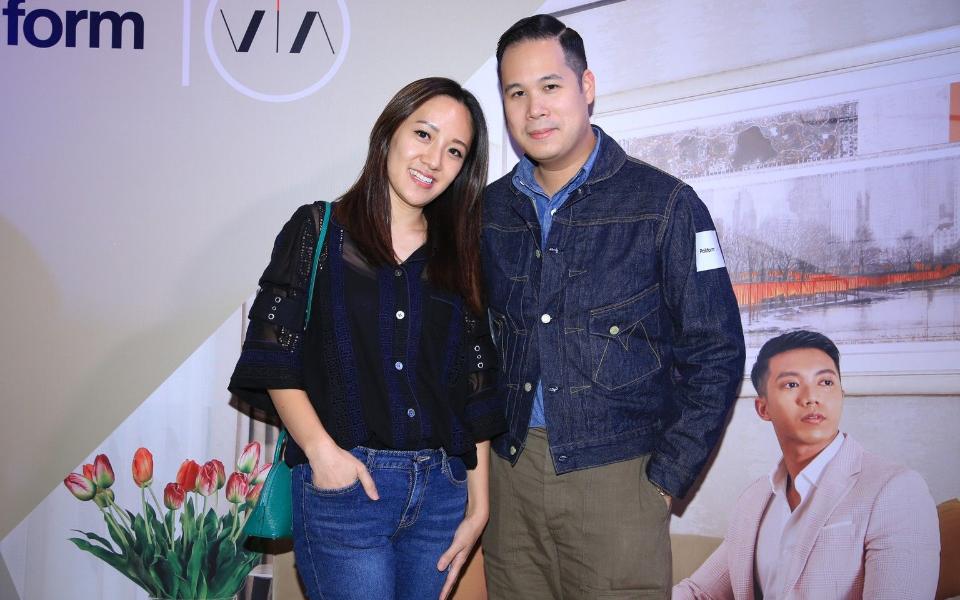 Jenny Chau, Brandon Chau