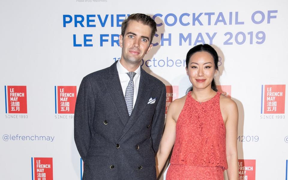 Sebastien Hue, Ruth Chao