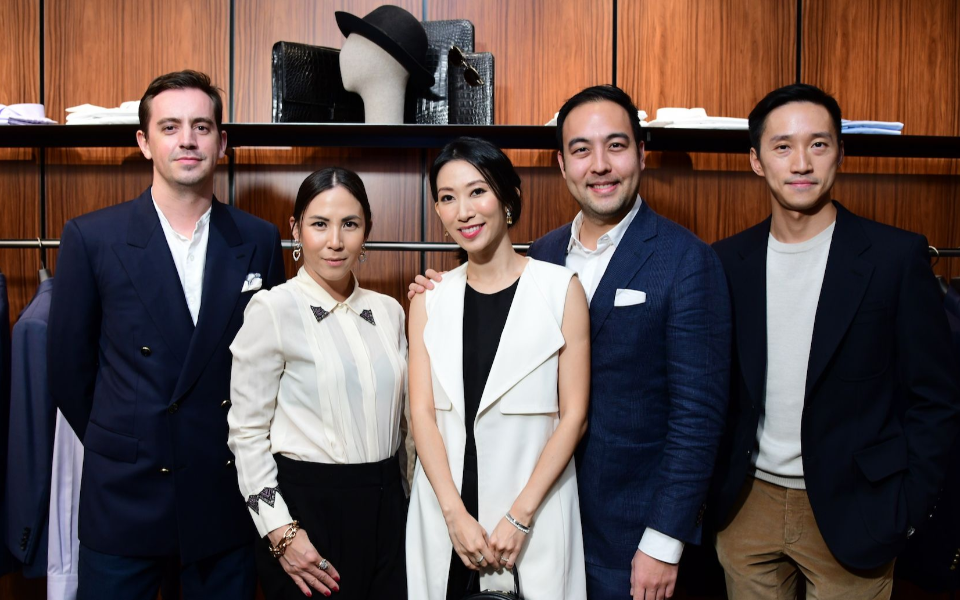 Christopher Owen, Victoria Tang-Owen, Candice Chan, Leonard Chao, Evan Chow