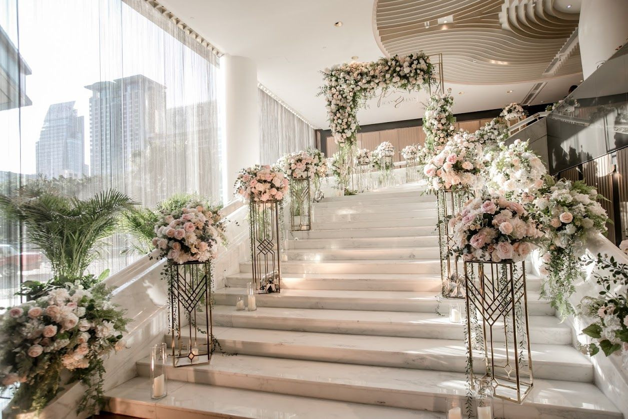3 Top Wedding Decorators In Hong Kong You Should Know