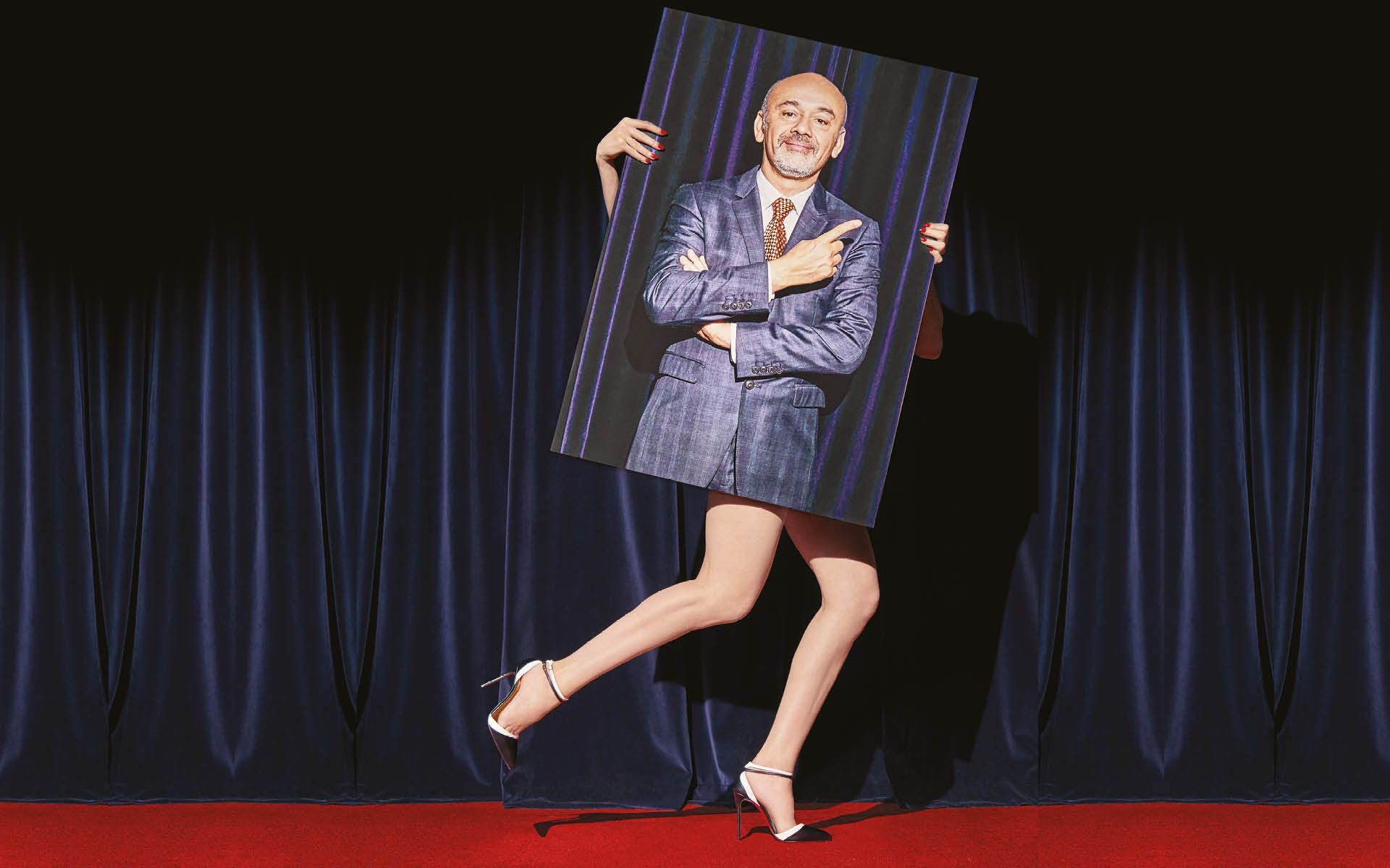 Hot On His Heels: Christian Louboutin On Shopping, Social Media And Spoiled Women