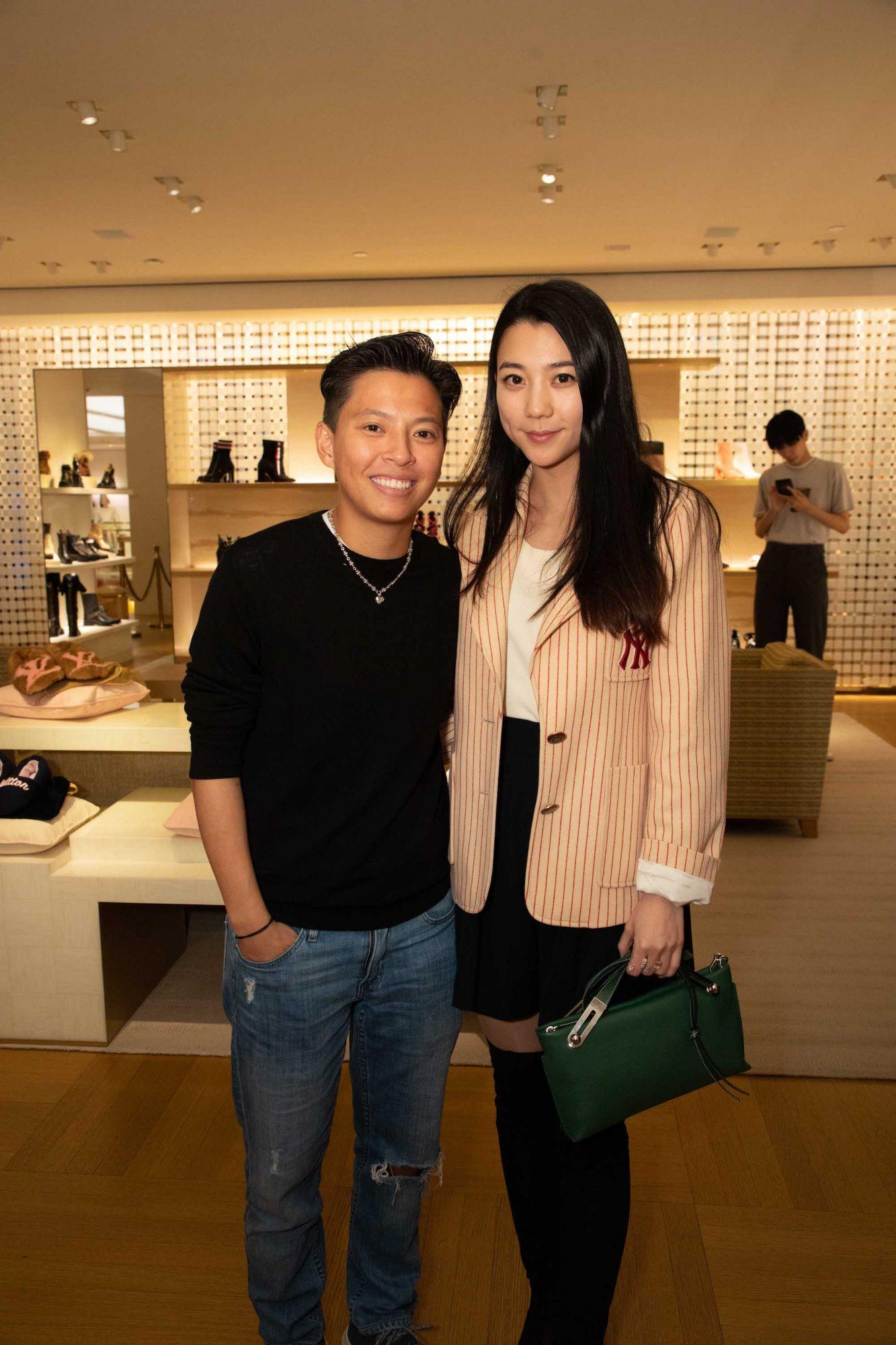 Carmen Yeung, Vincy Yeung