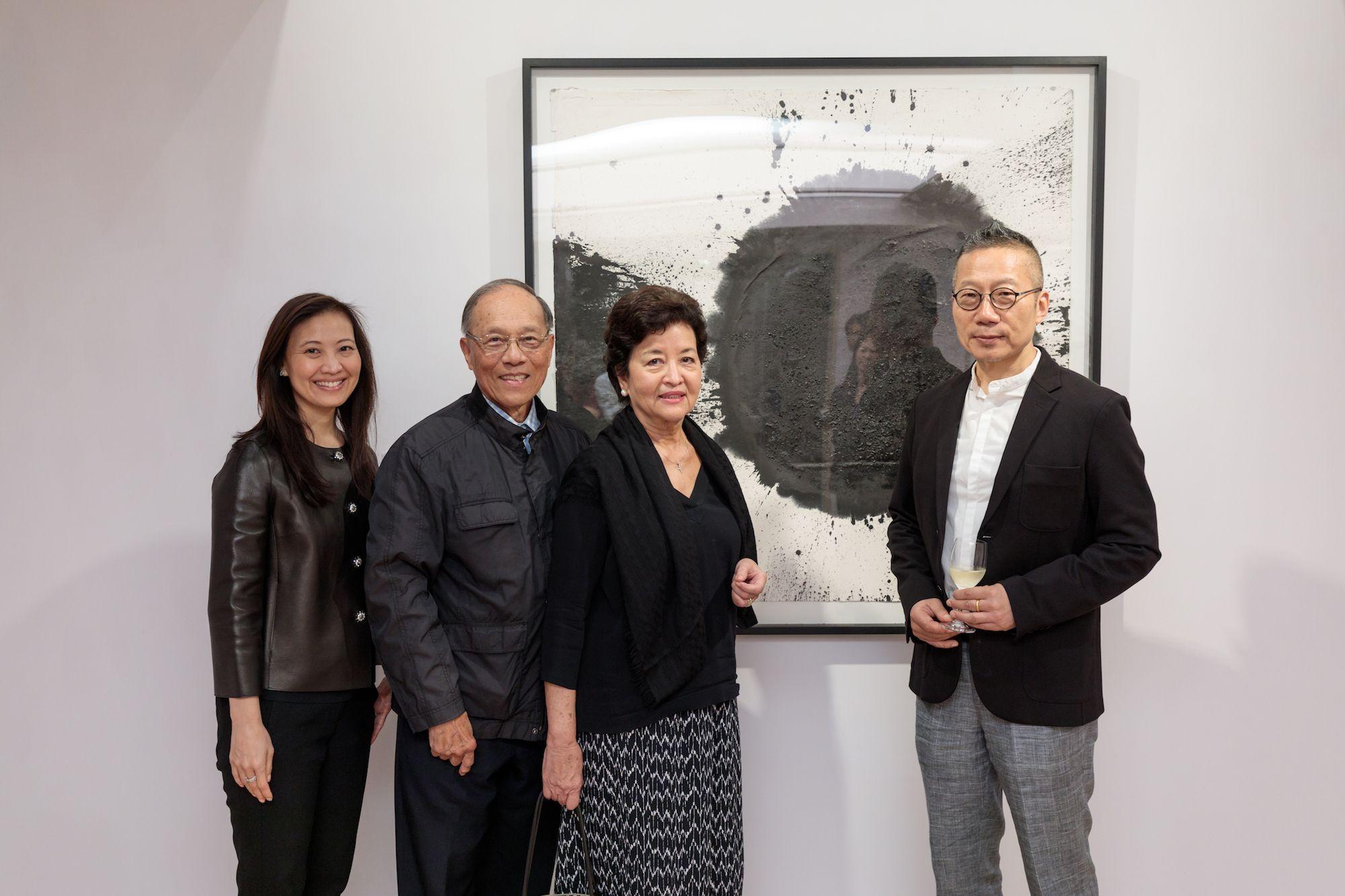 Daphne King-Yao, Kenneth Fung, Nelly Fung, Zhang Jianjun
