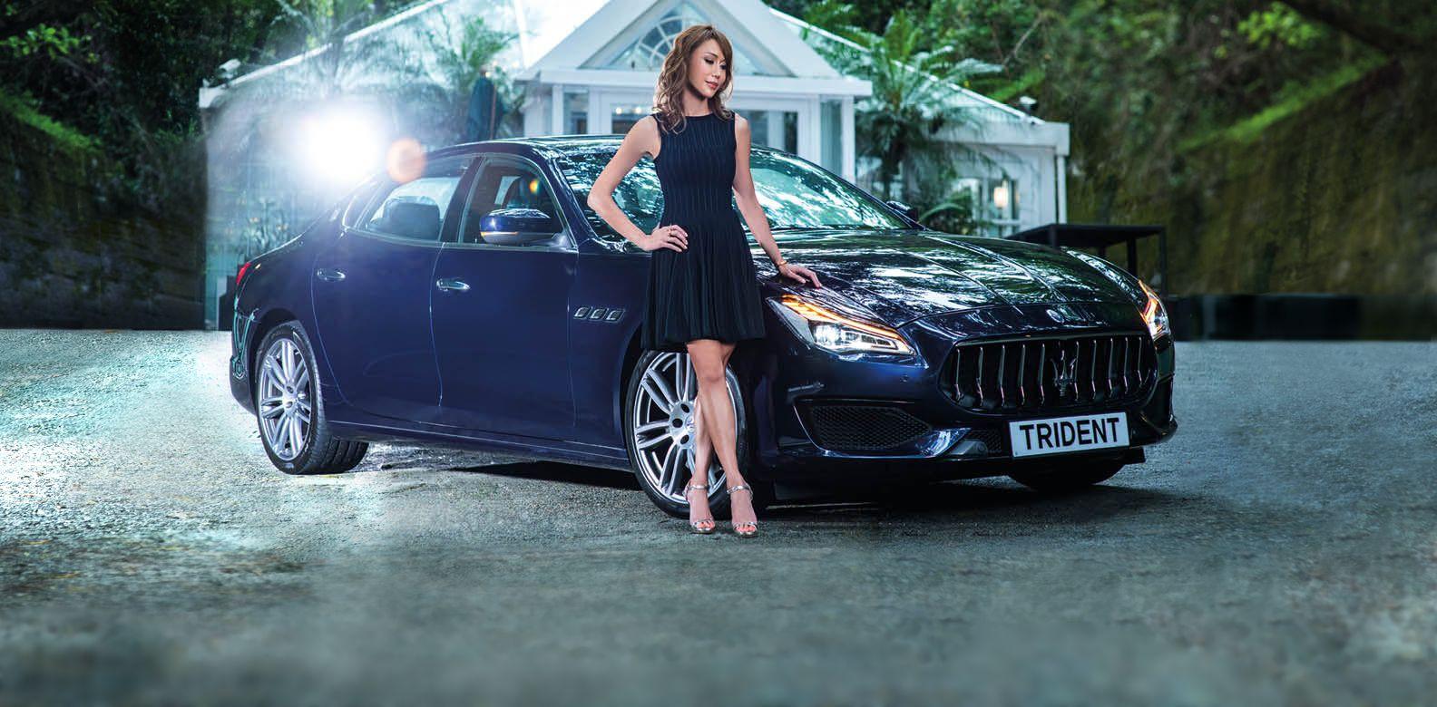 The Maserati Quattroporte GTS GranSport Is Elegance In Motion