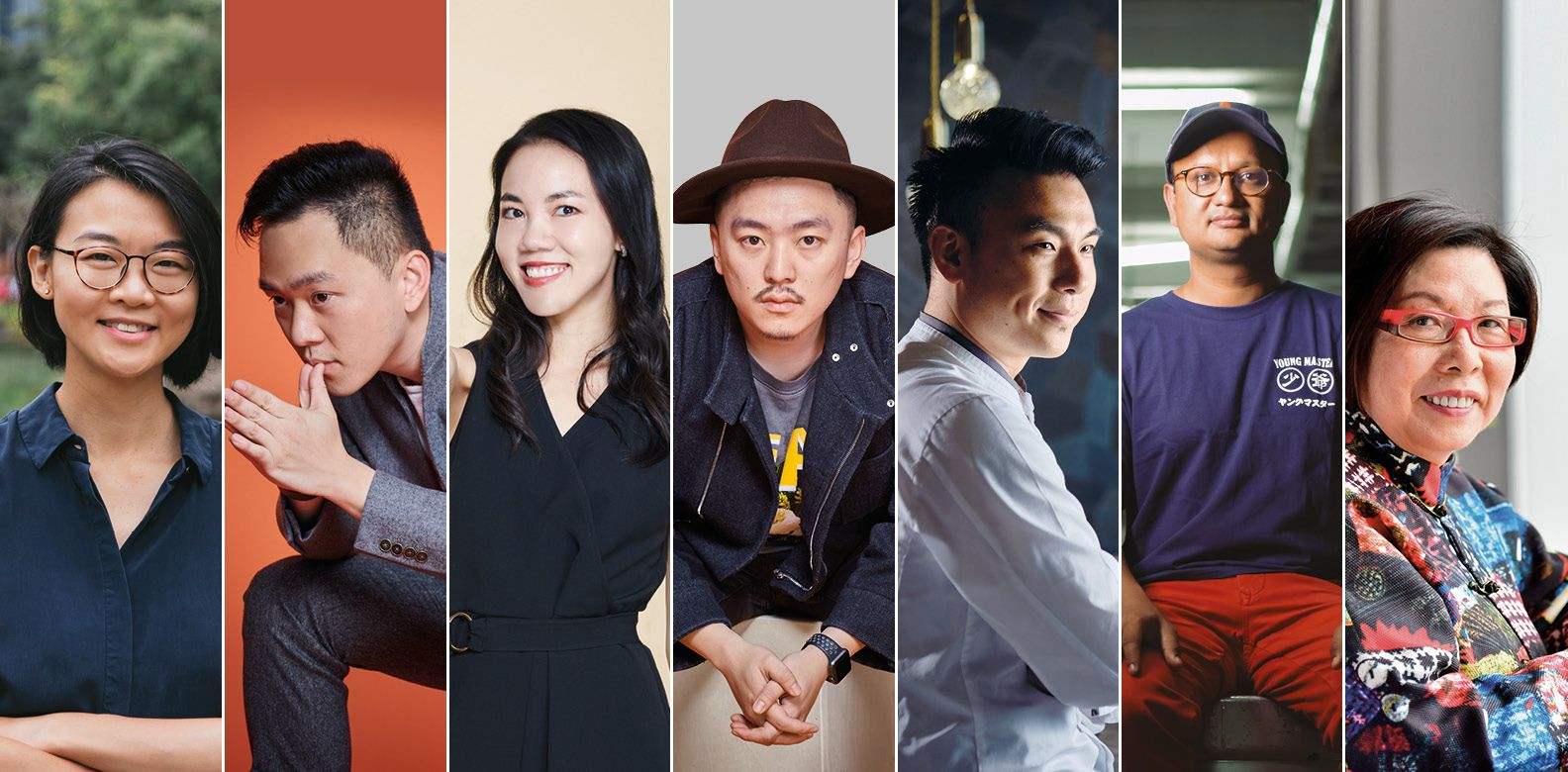 Meet 7 Of Hong Kong's Most Groundbreaking Gastronomes