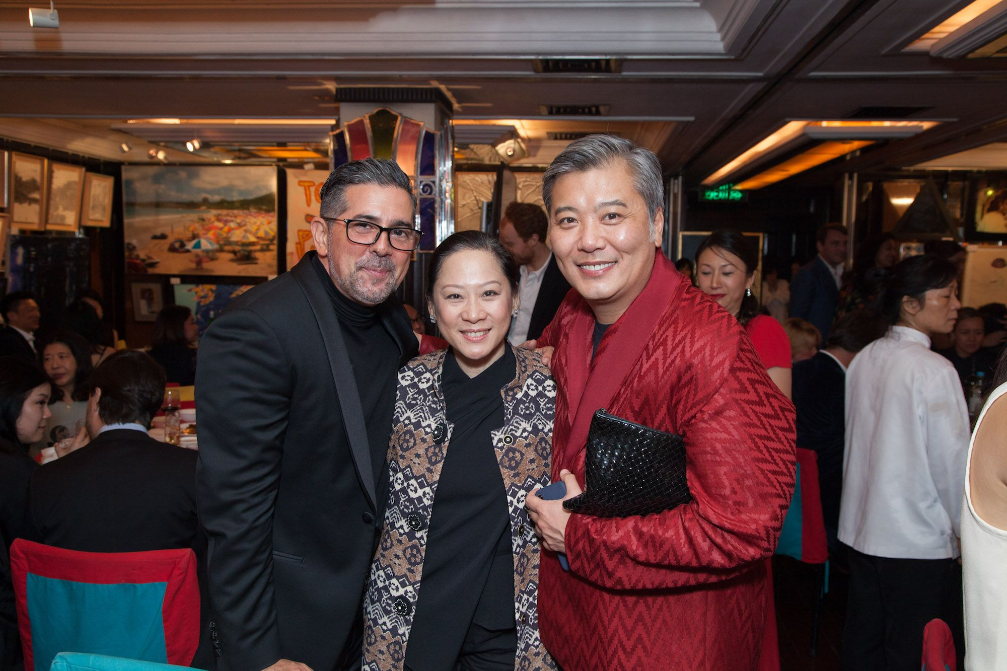 Francisco Anton-Serrano, Yuda Chan, Peter Cheung