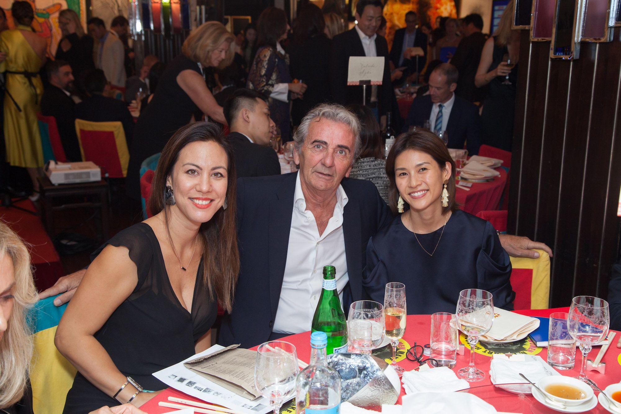 Jeanine Hsu, François Tardan, Ying Yue-Li