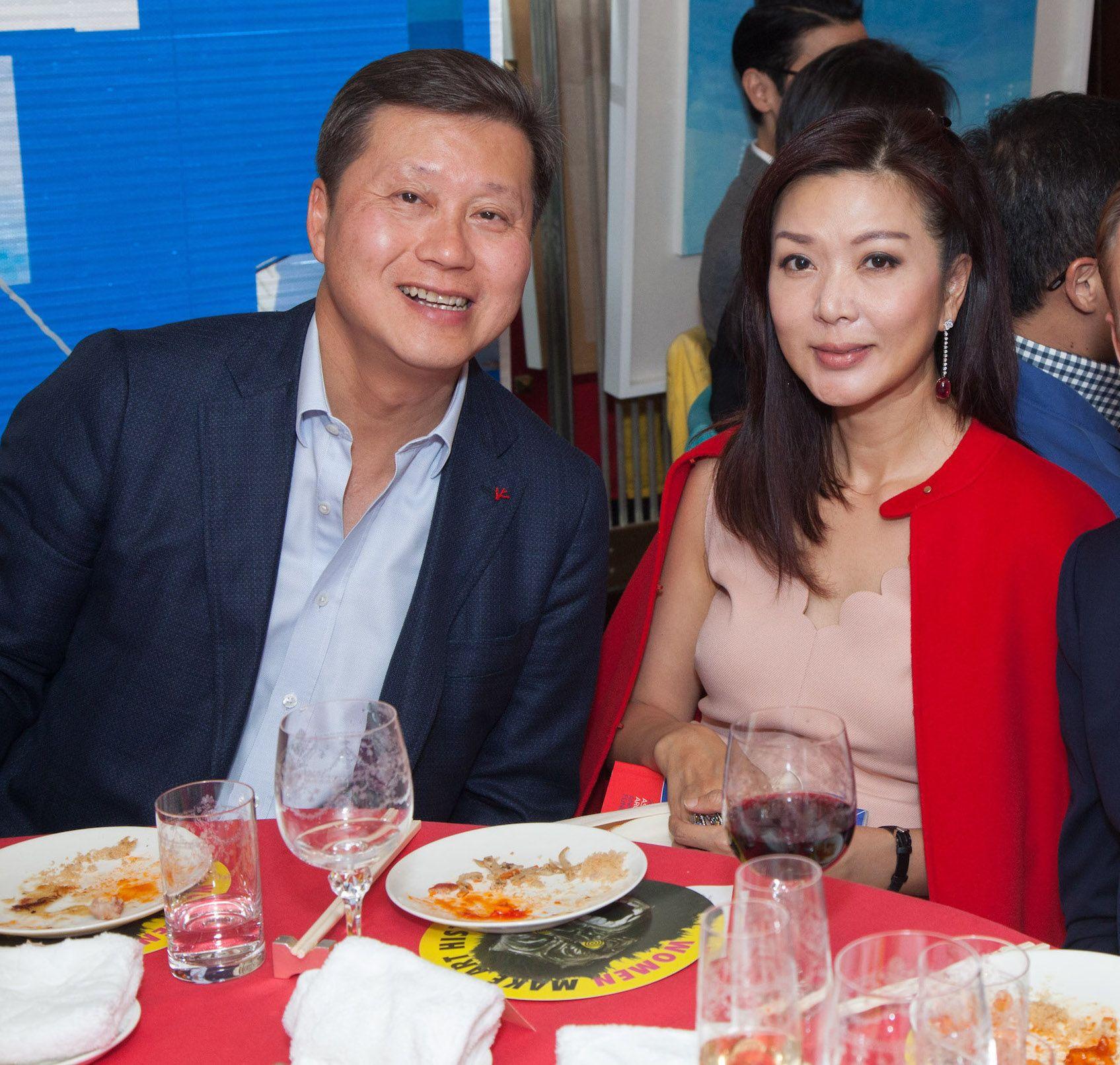 Samuel Chu, Pauline Chu