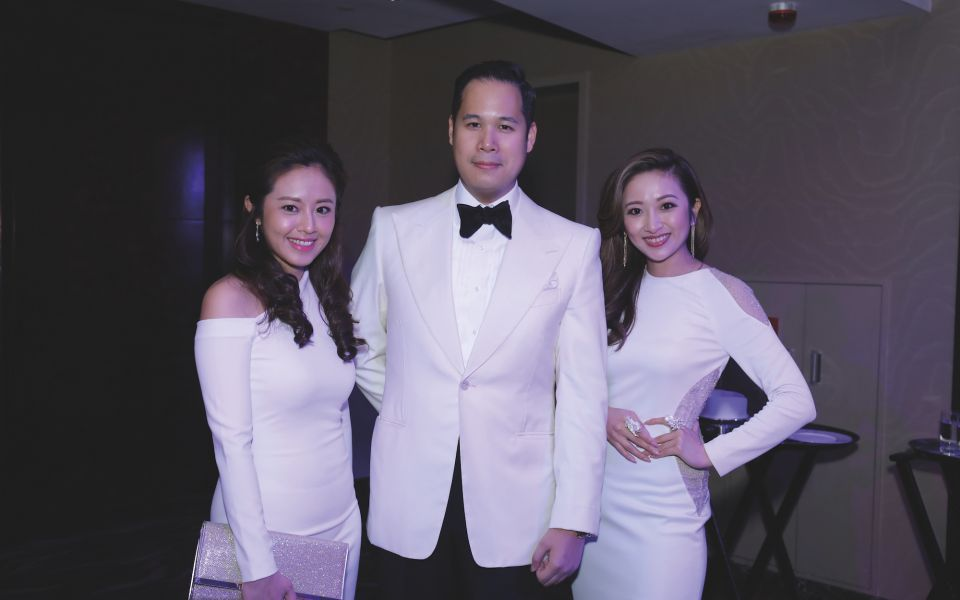 Fiona Zhuang, Brandon Chau, Sarah Zhuang