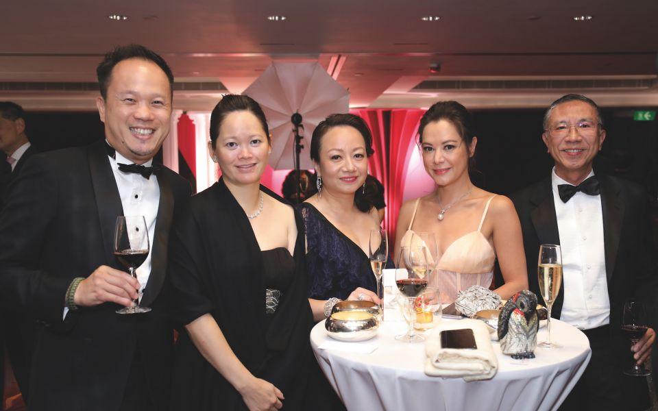 Kevin Leung, Adrienne Li, Imelda Kwong, Amanda Lui, Charles Chan
