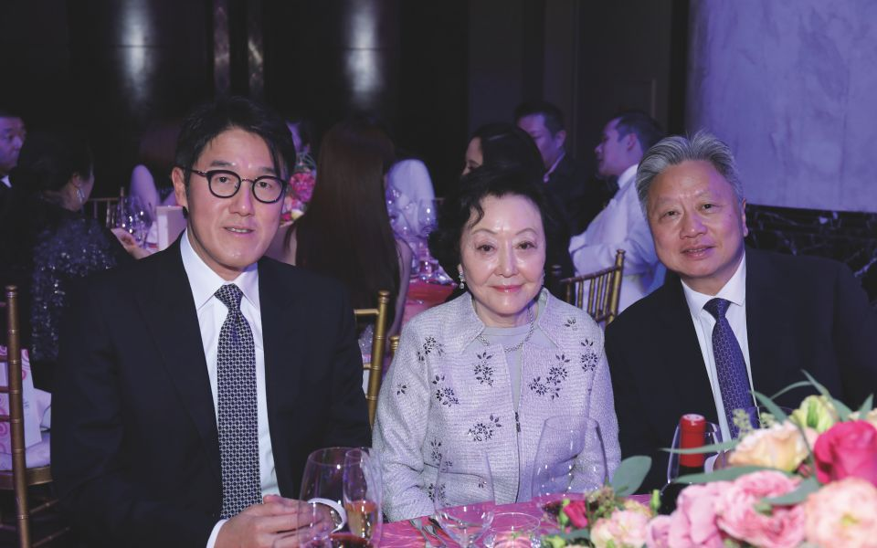 Patrick Ma, Sally Leung, Jimmy Tang