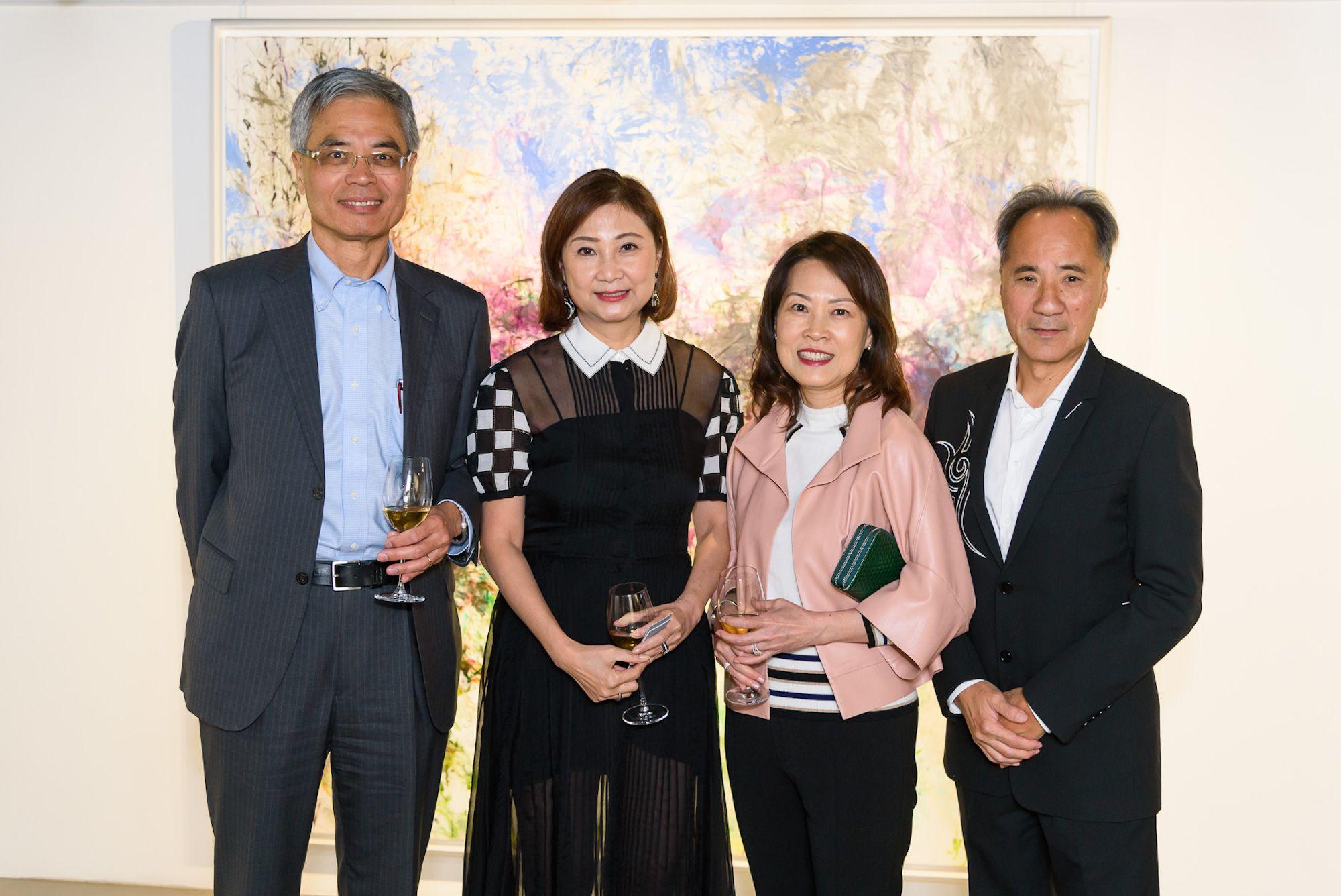 Wei Shyy, Catherine Kwai, Yuchen Shyy, Edward Fung