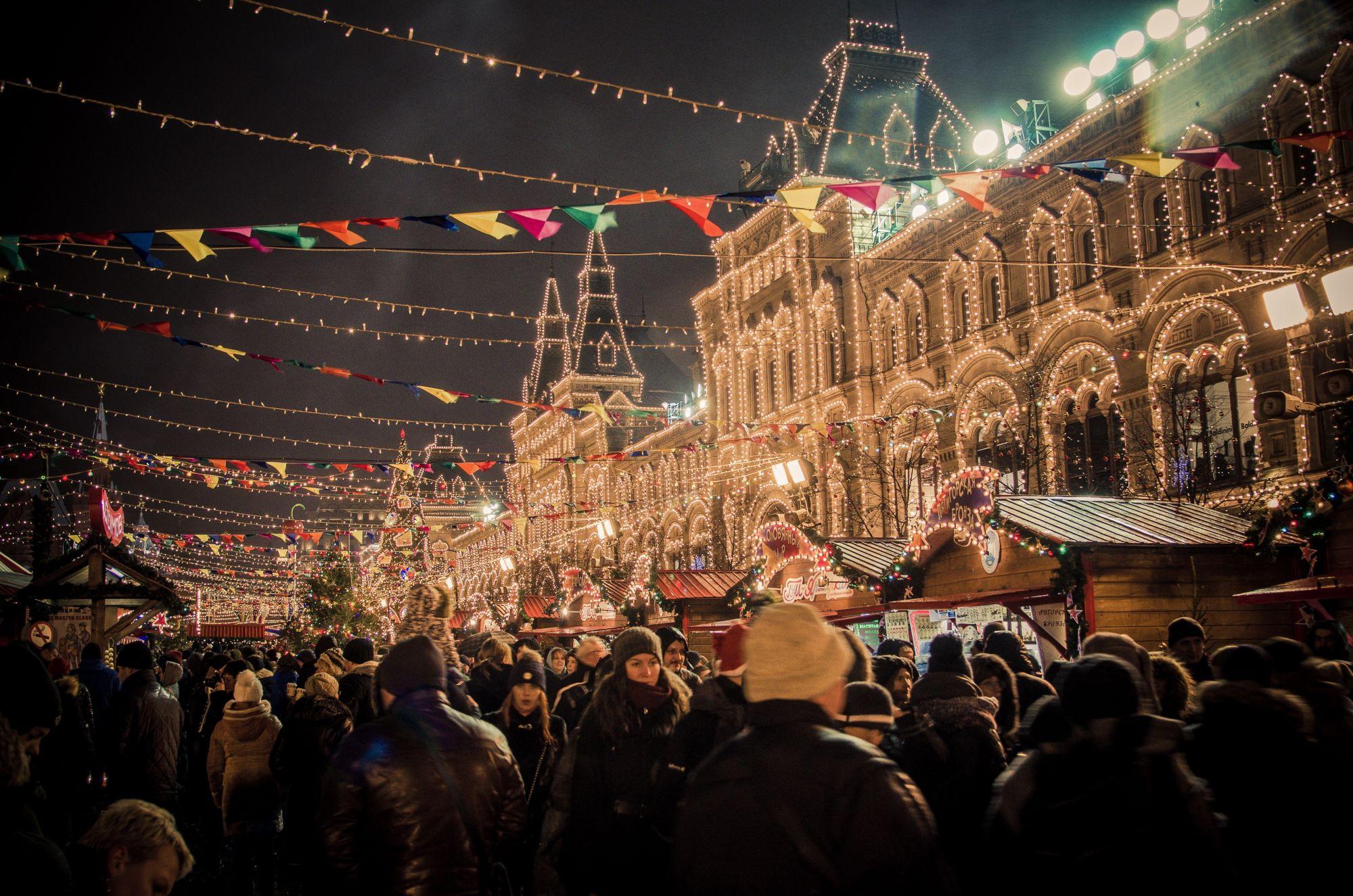 Tatler 10: The World's Best Christmas Markets