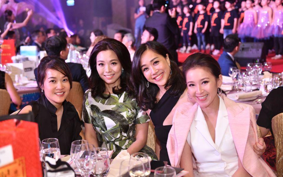 Sonia Cheng, Anne Wang-Liu, Angie Ting, Bonnie Kwong-Li