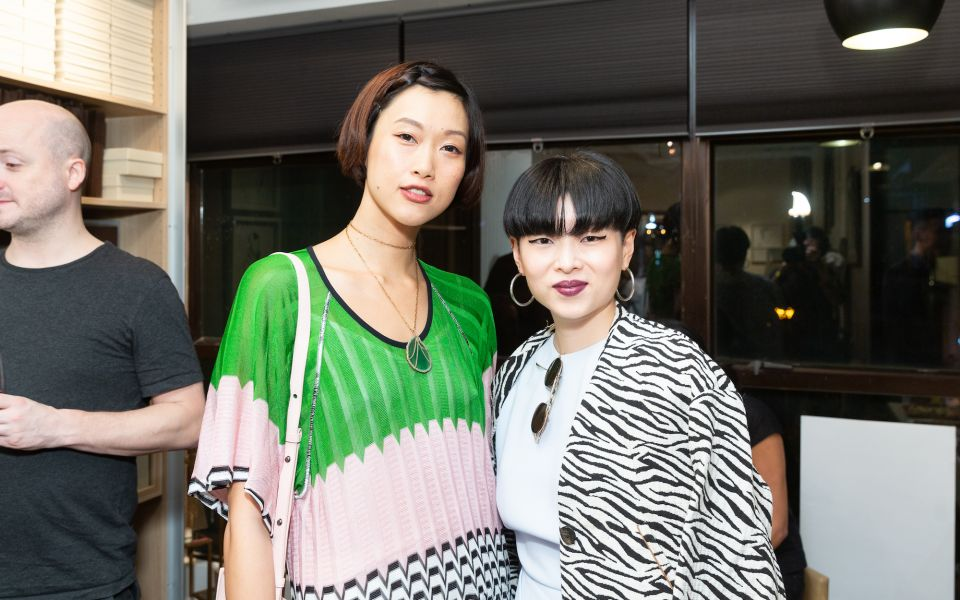 Angie Ng, Thierry Chow