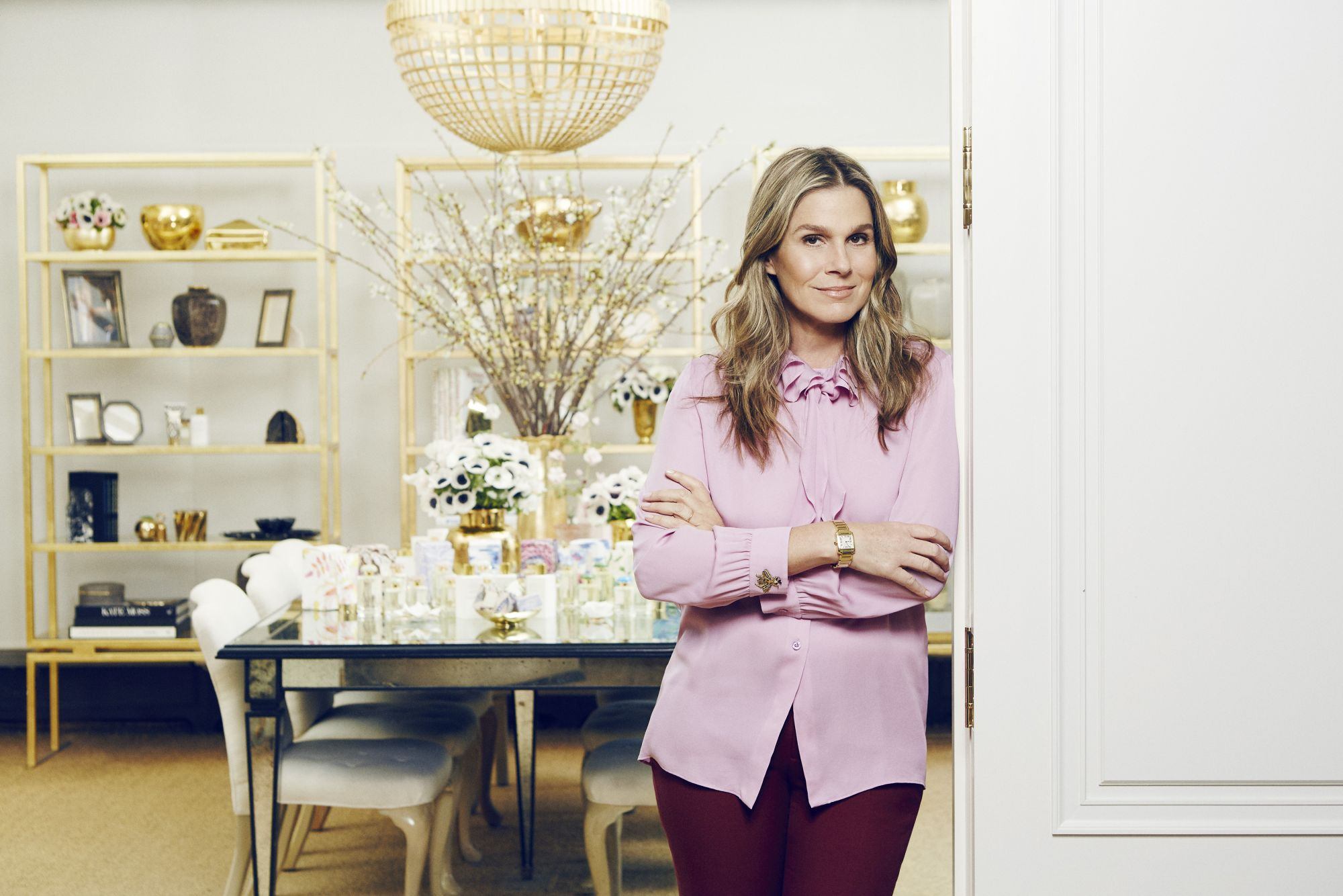 Beauty Talk: Aerin Lauder on Fragrance, Fashion and Family