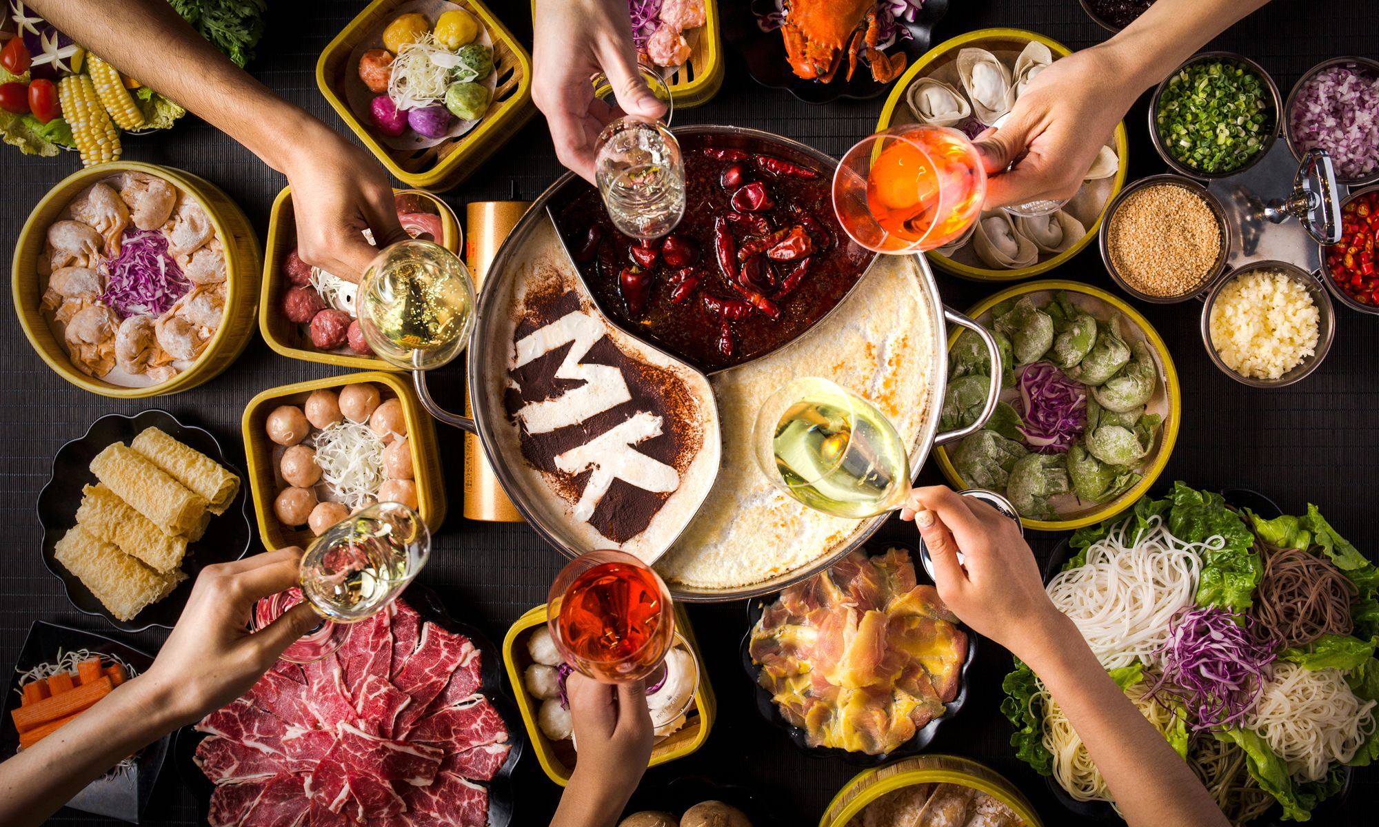 Welcome The New Year With Hot-Pot And Karaoke At String