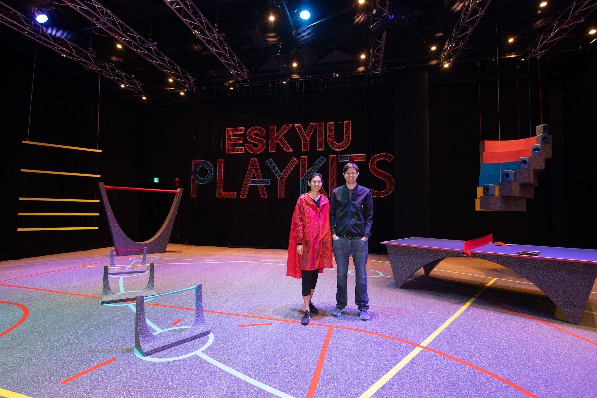 Marisa Yiu, Eric Schuldenfrei