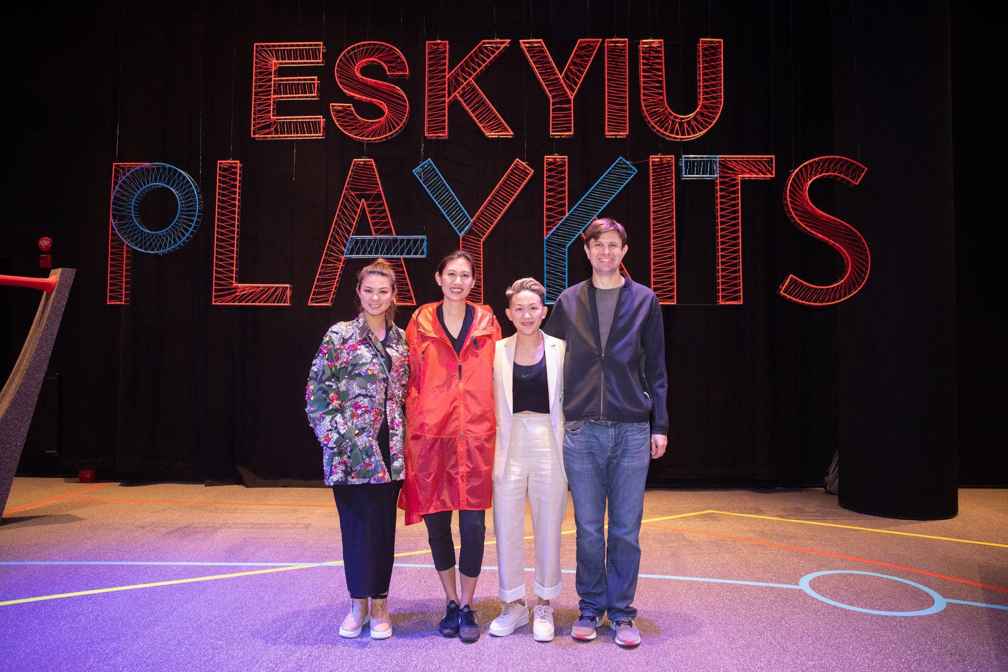 Samantha Wong, Marisa Yiu, May Chow, Eric Schuldenfrei