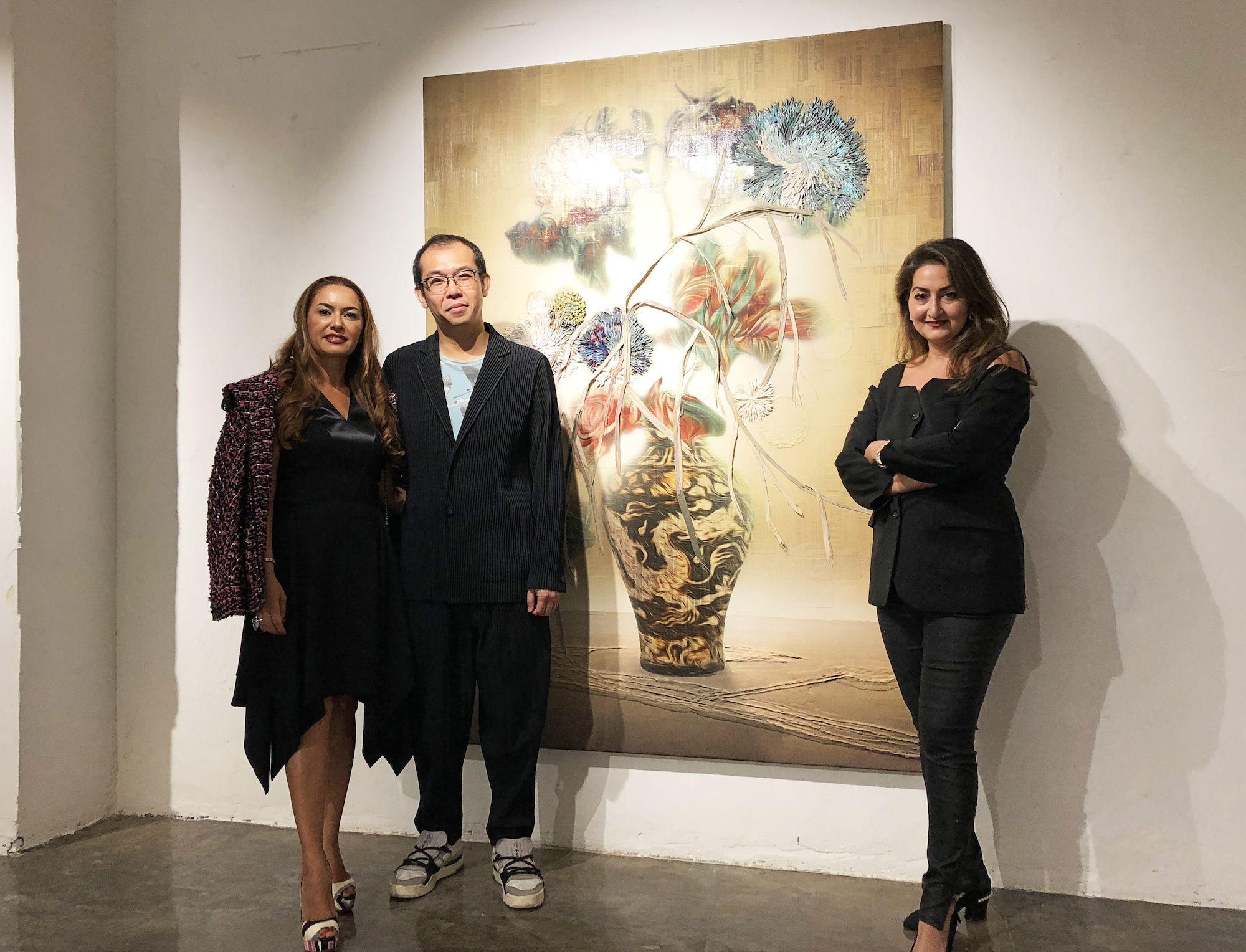 Aylin Suntay, Gordon Cheung, Yas Mostashari-Chang