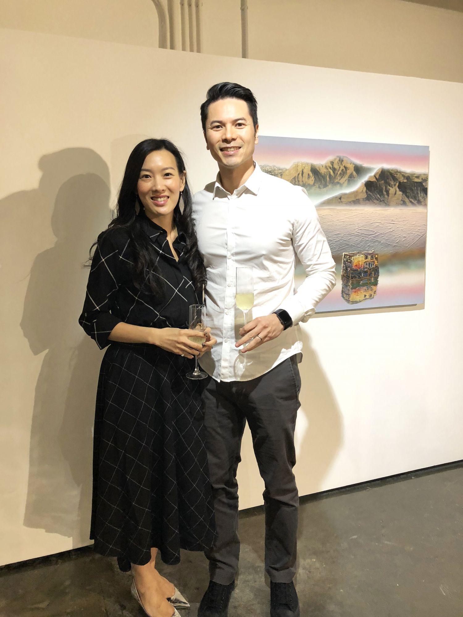 Joyce Tam, Gus Lee