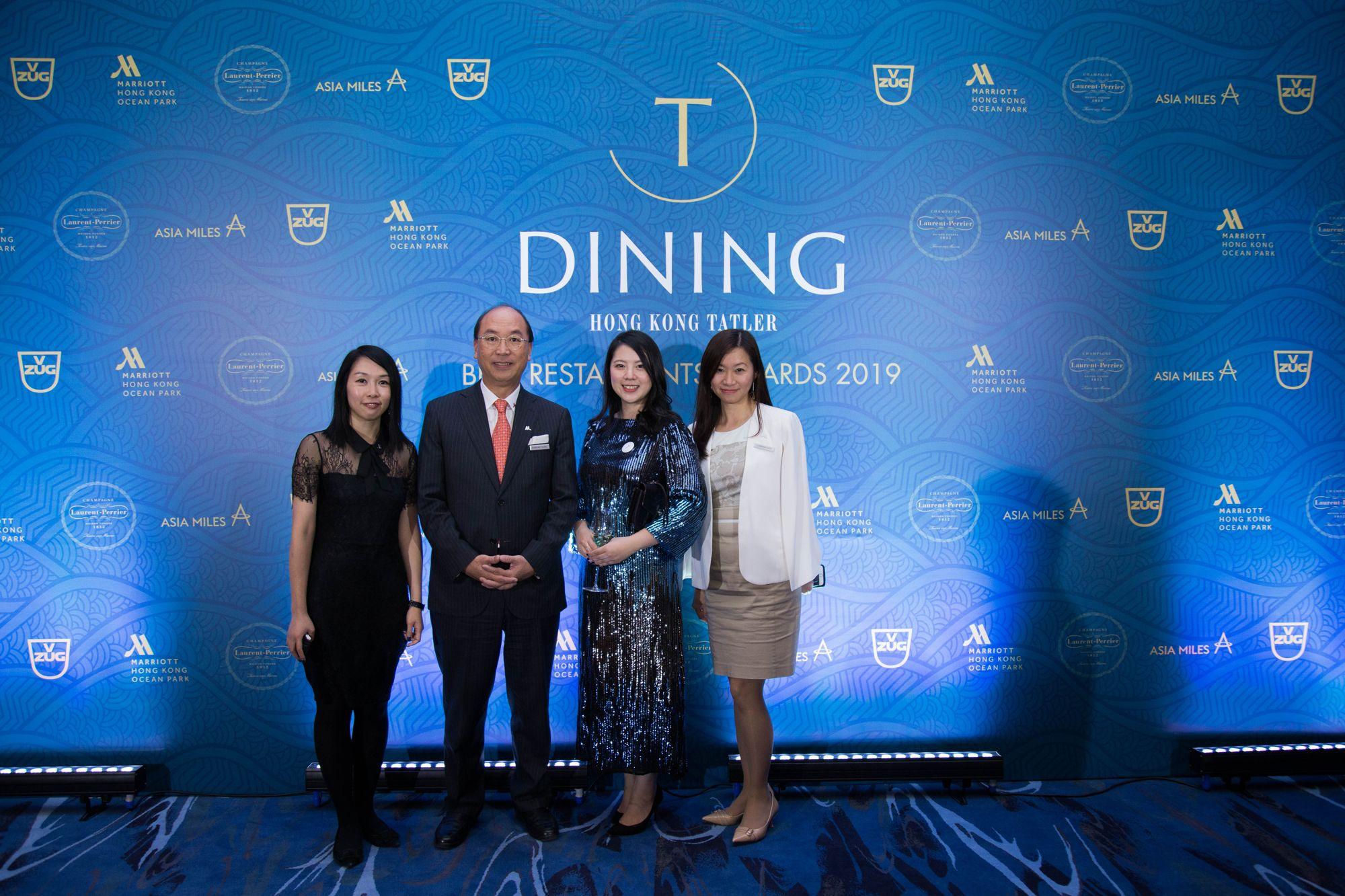 Carman Chow, Edmond Hung, Charmaine Mok, Carman Choi