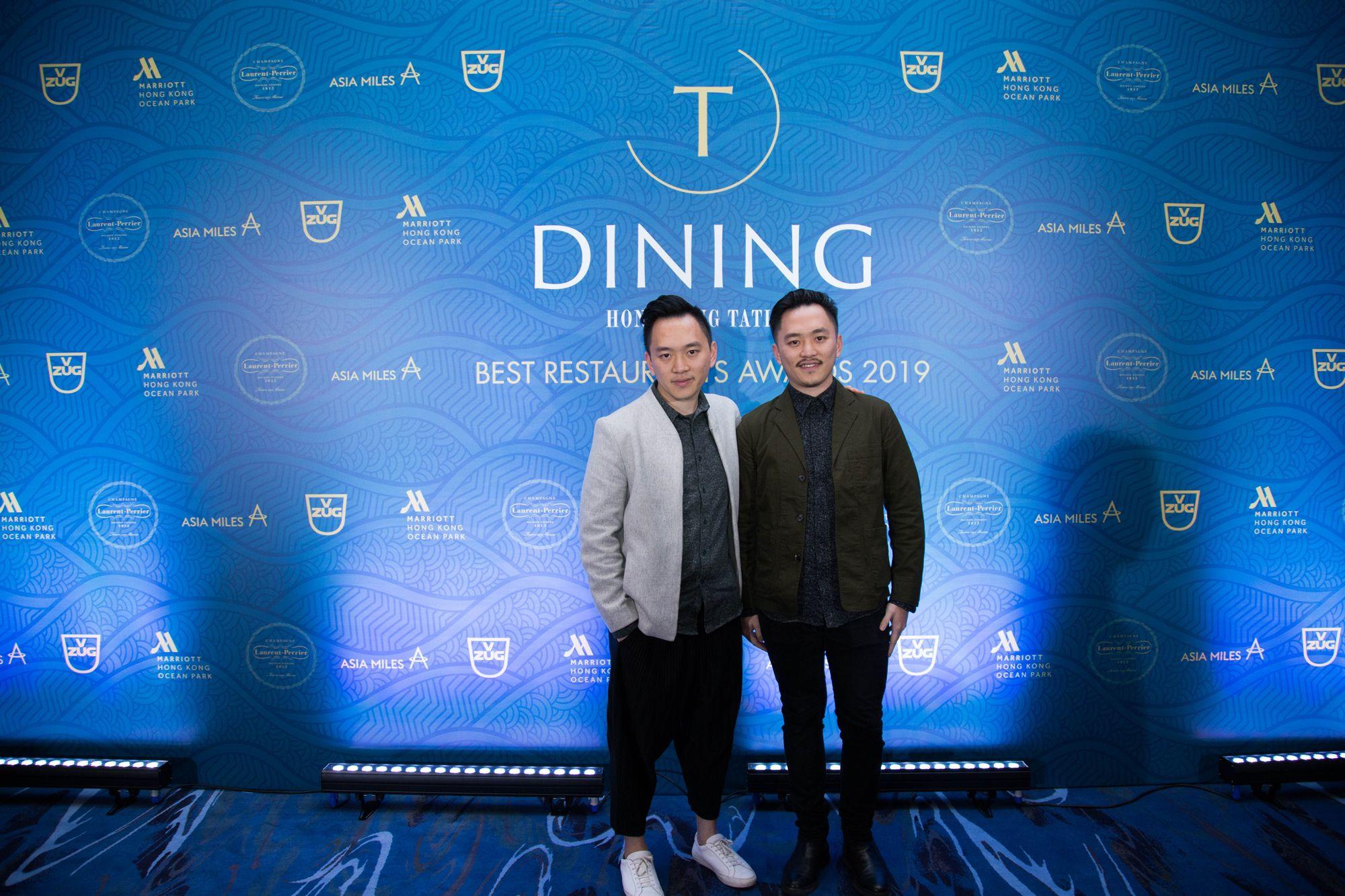 Josh Ng and Caleb Ng