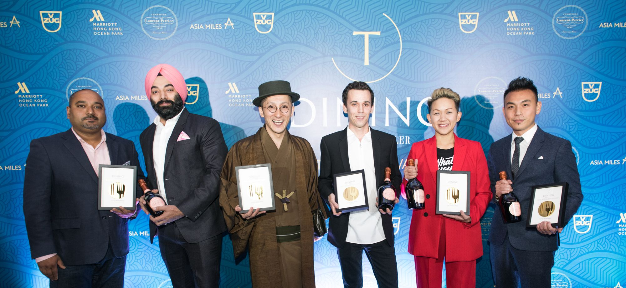 T.Dining Best Restaurants Awards 2019: Inside The Ballroom