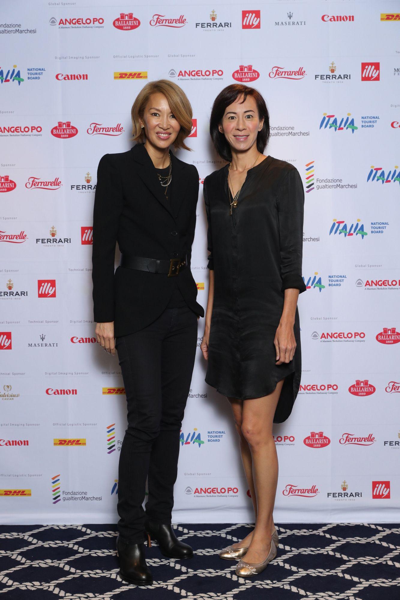 Yolanda Choy-Tang, Patricia Tung-Gaw