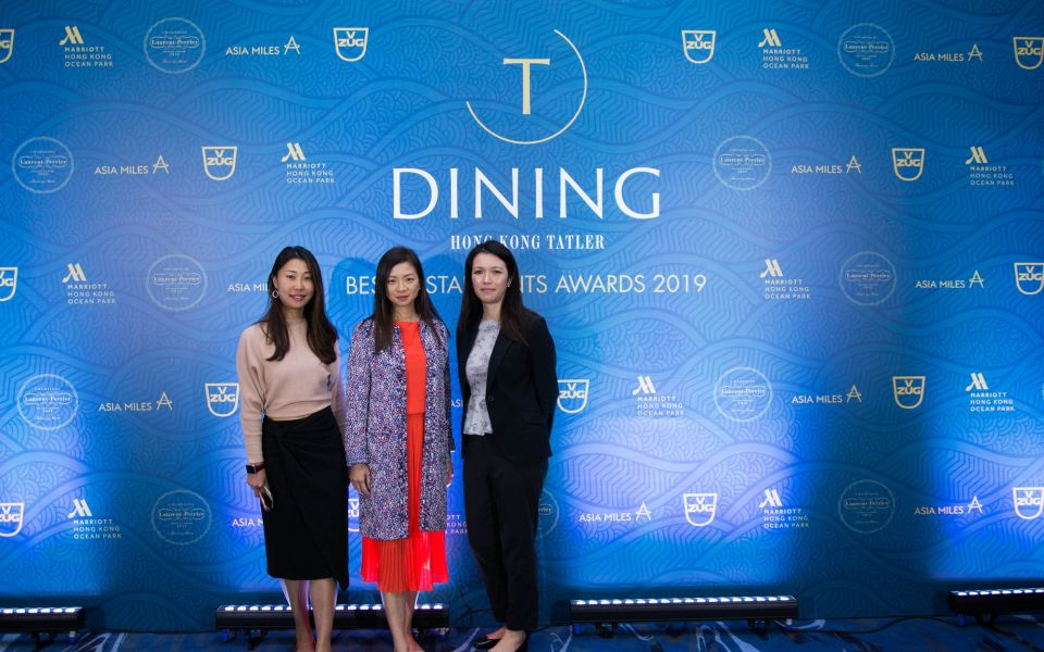 Elaine Wong, Joanna Lui Hickox, Suzanna Chu