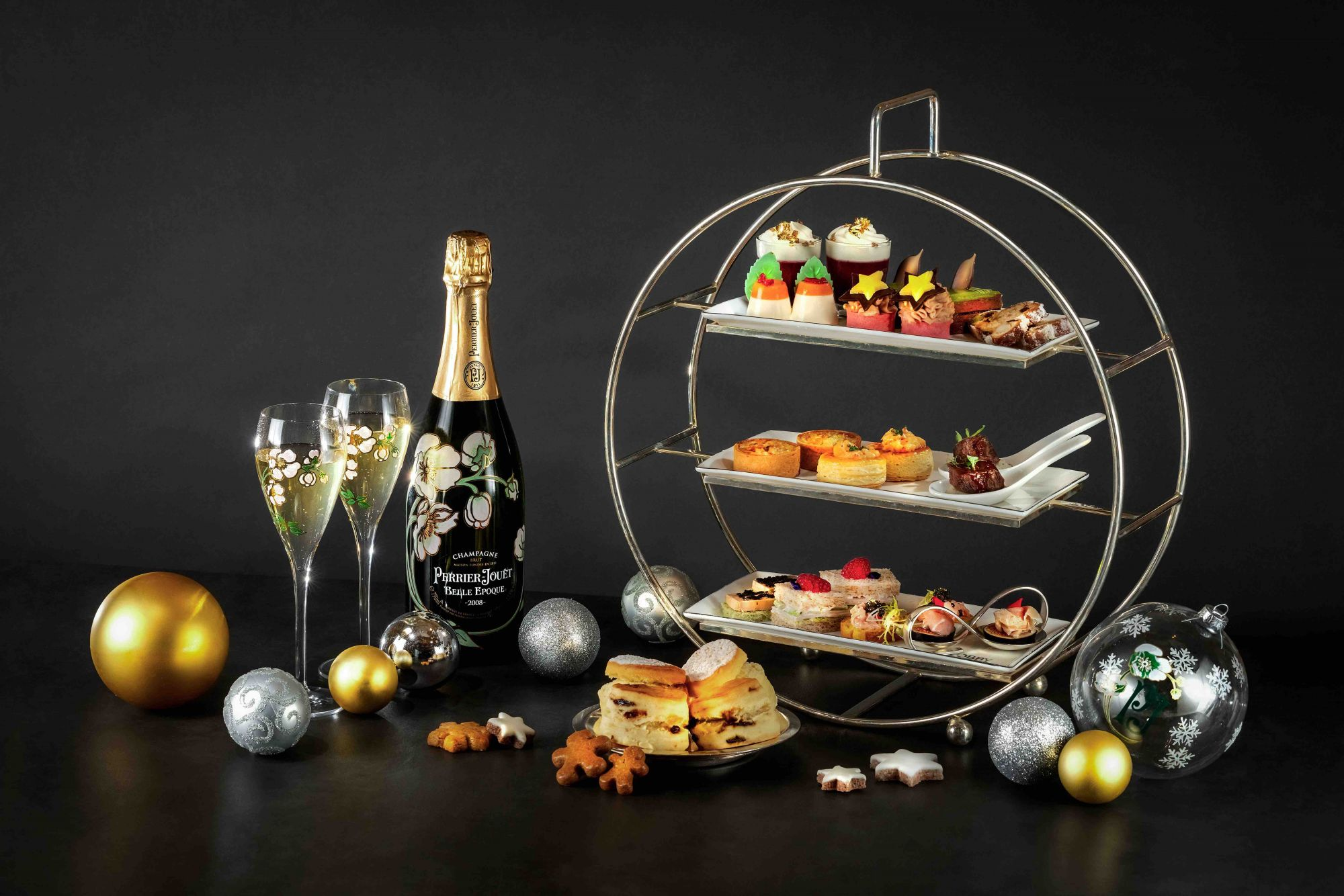 5 Afternoon Tea Sets To Try This Festive Season
