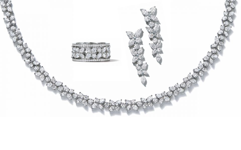 Discover Tiffany's Victoria Collection At Harbour City