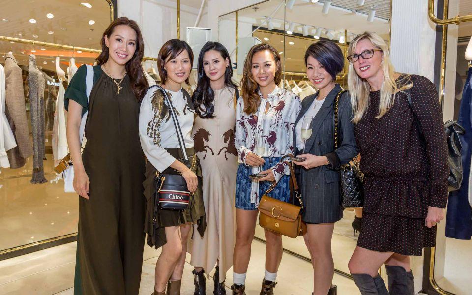 Cissy Wang, Tansy Lau-Tom, Emily Lam-Ho, Margaret Chung, Emily Lo, Laura Derry
