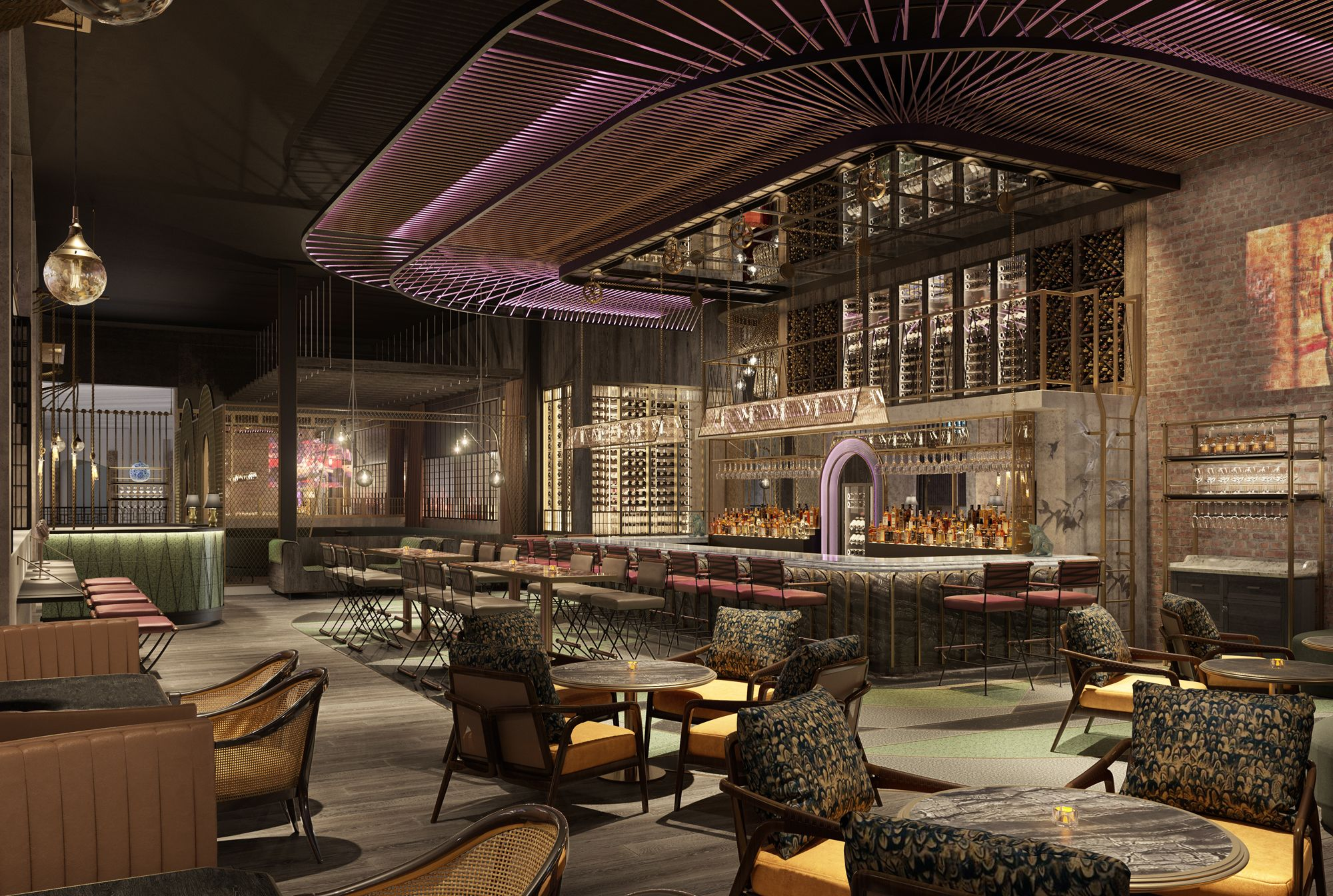 Giveaway: Win A Trip To The Mott 32 Opening In Las Vegas