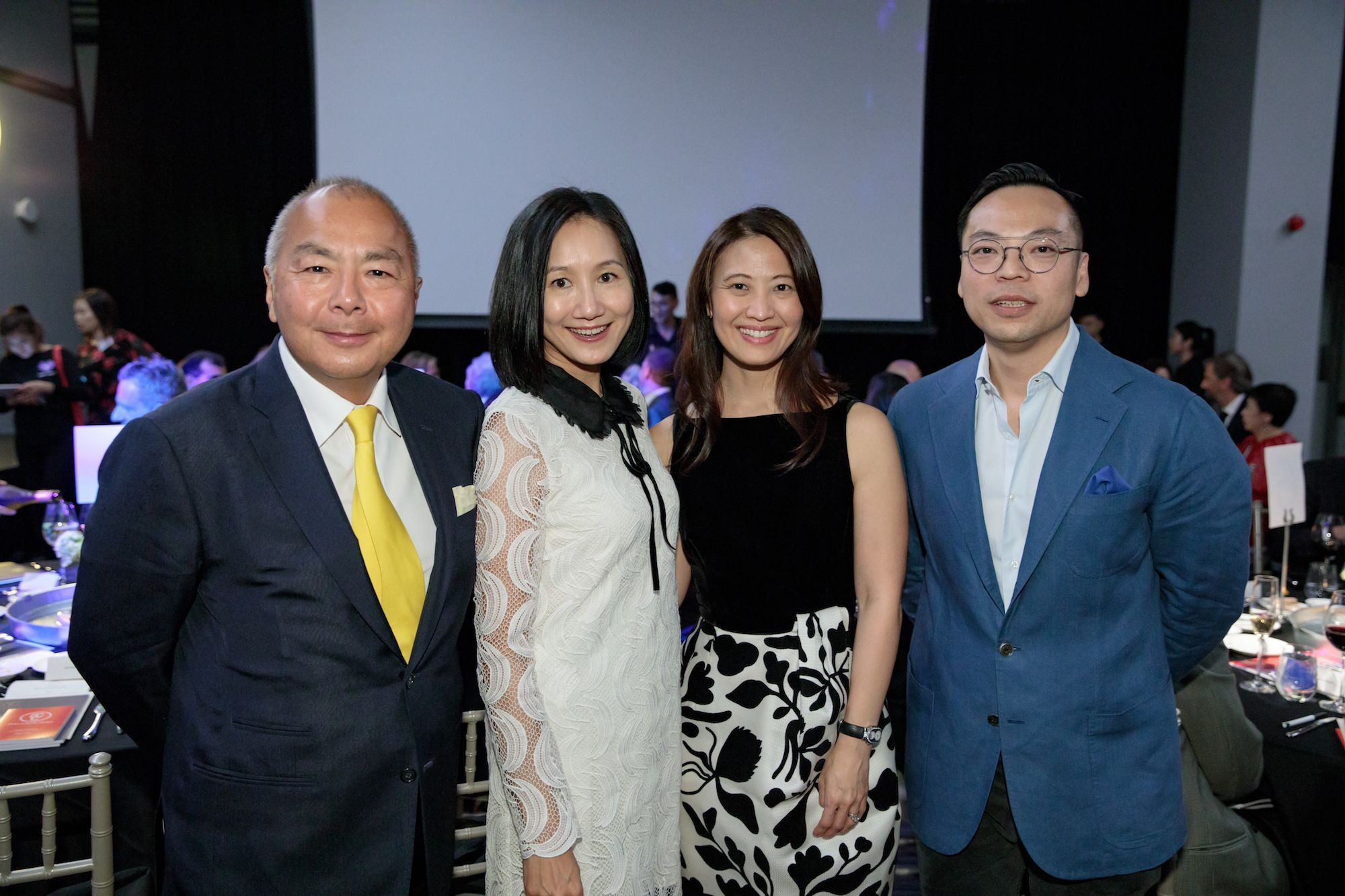 Joseph Fung, Yama Gaw, Daphne King-Yao, Alan Lo
