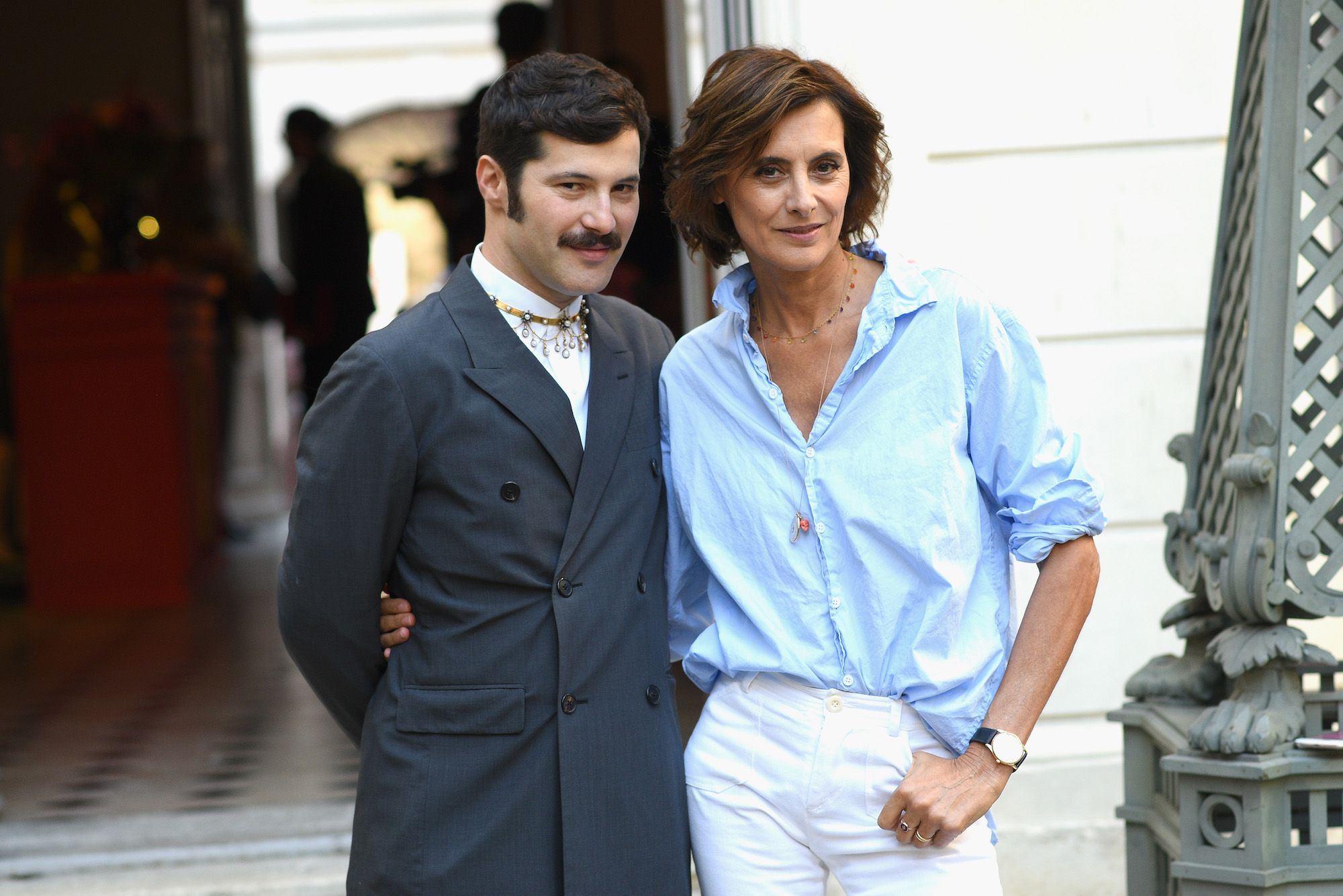 5 Things To Know About Gherardo Felloni's Roger Vivier