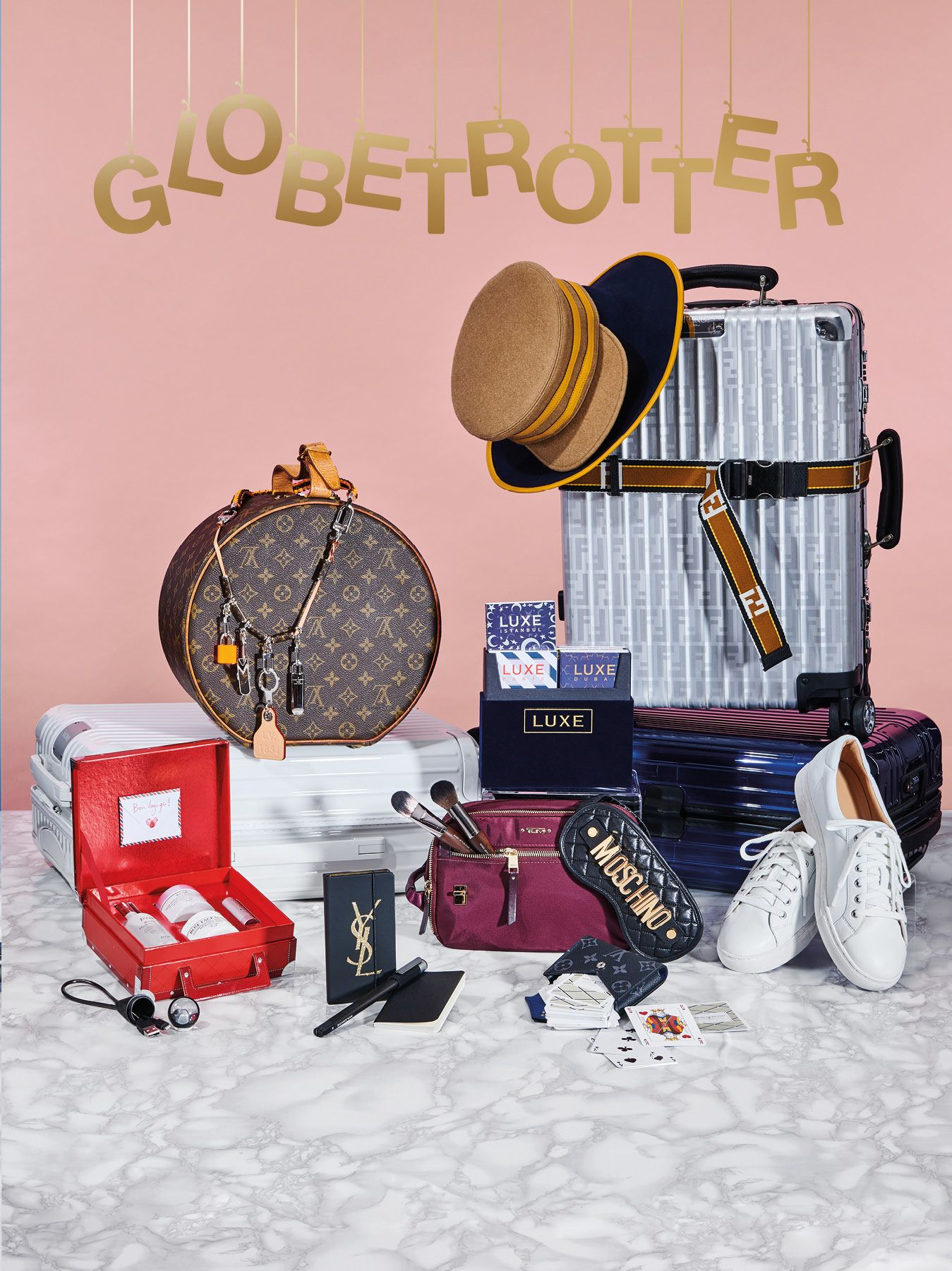 20 Travel-Inspired Gift Ideas For Globetrotters
